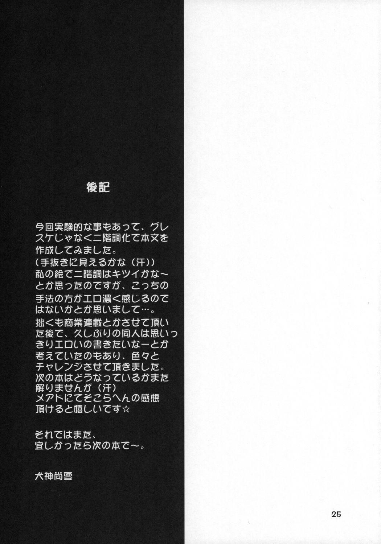 Mion-san Ganbaru! 23
