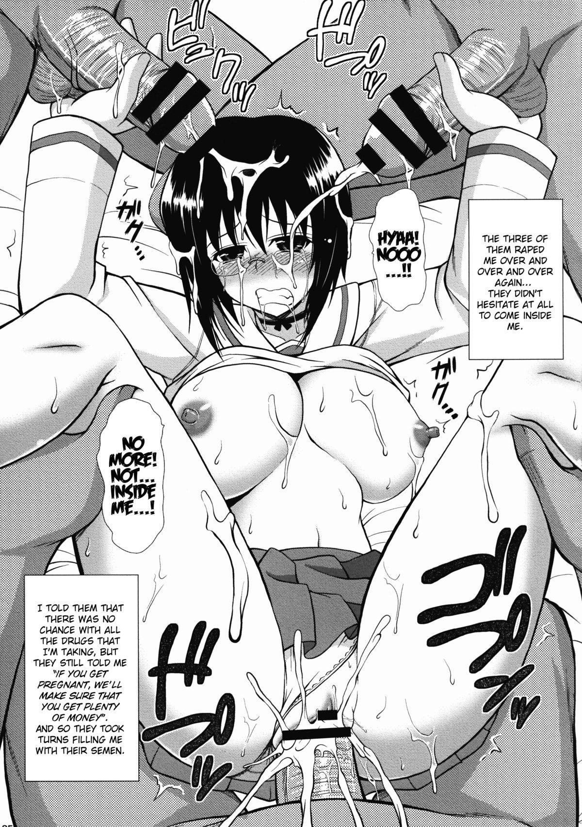 Momo-chan Ganbaru!!   Do Your Best Momo! 4