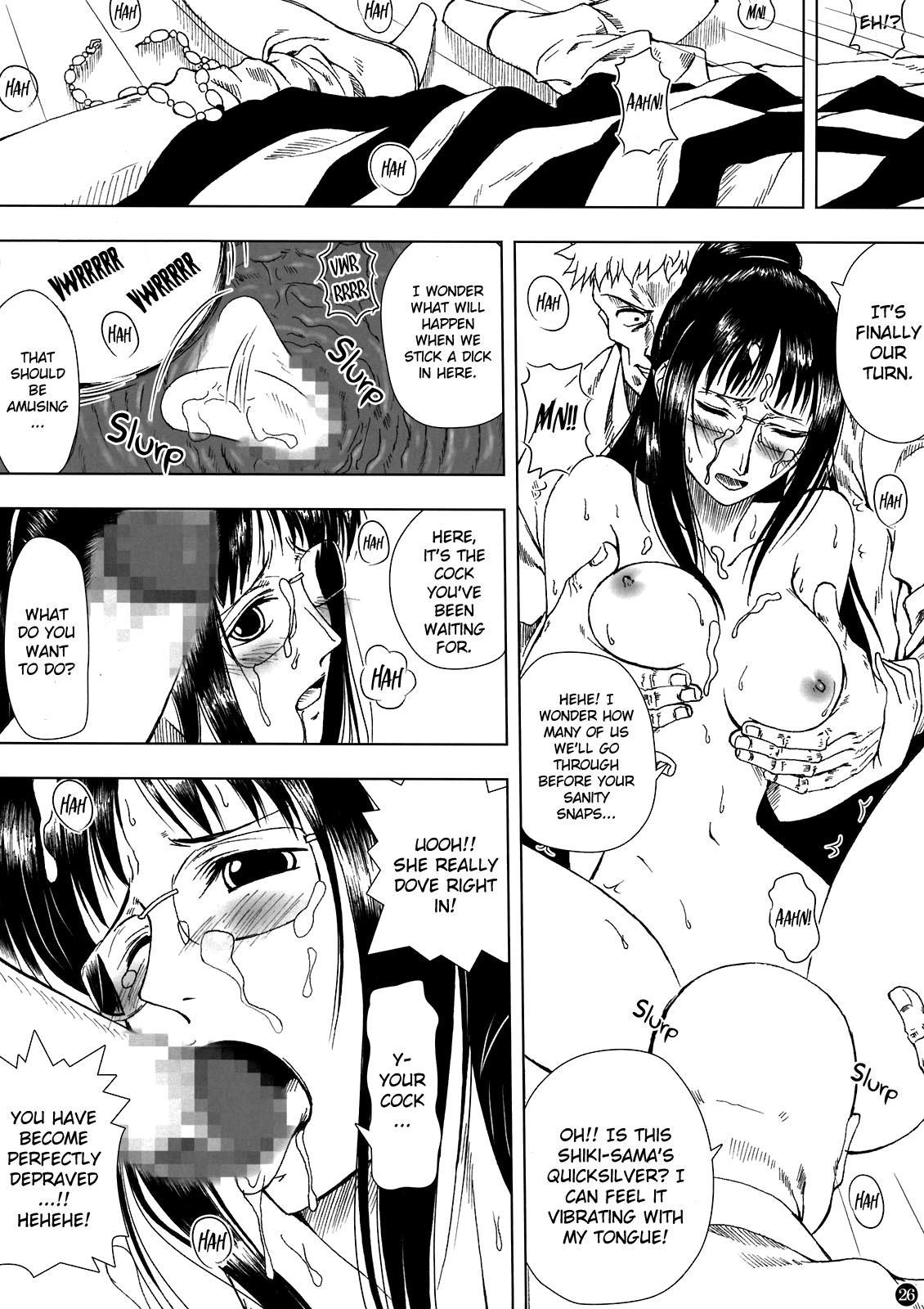 Akuma no Mi no Tsukaikata | The Use of Devil Fruits 25