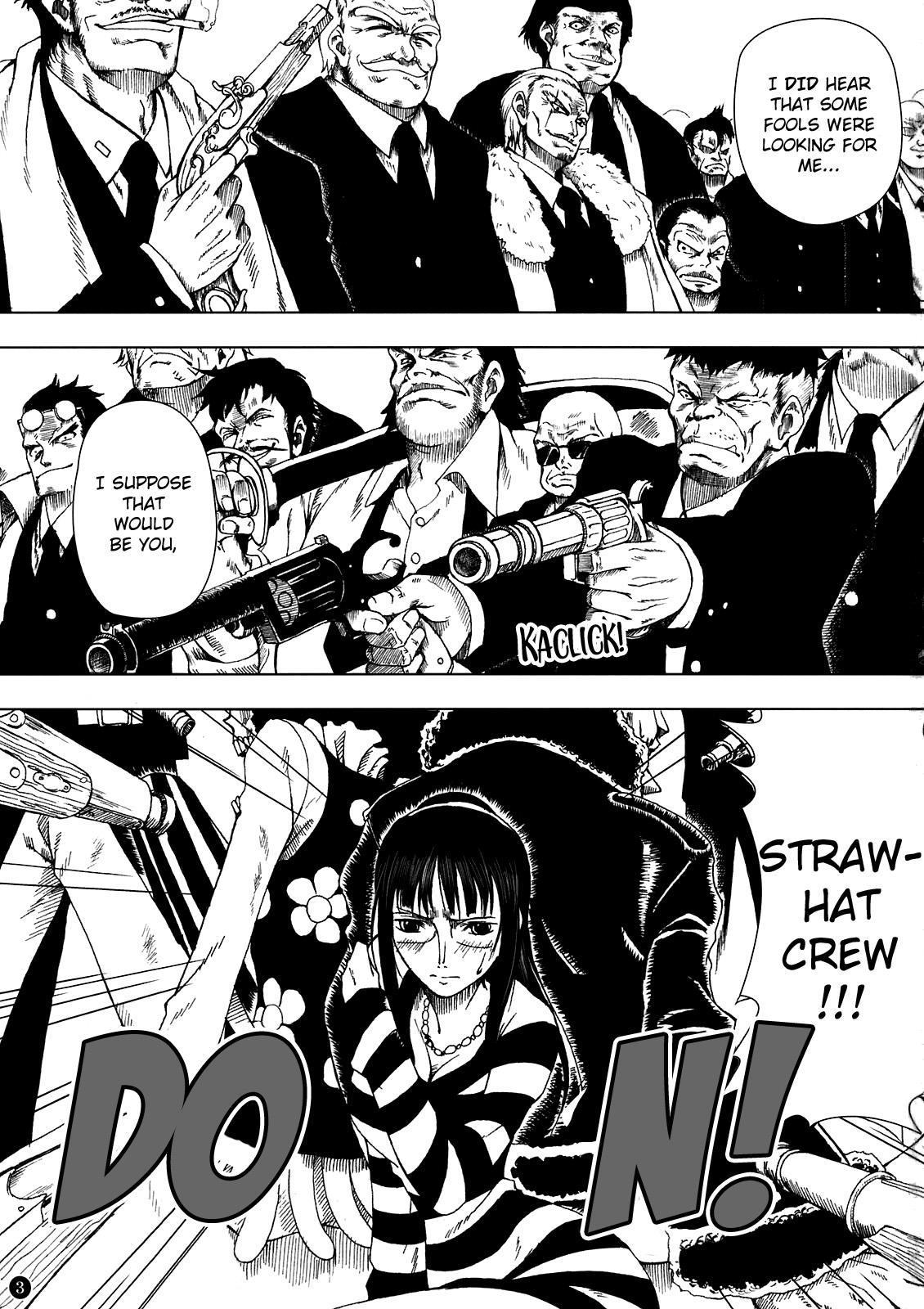 Akuma no Mi no Tsukaikata | The Use of Devil Fruits 3