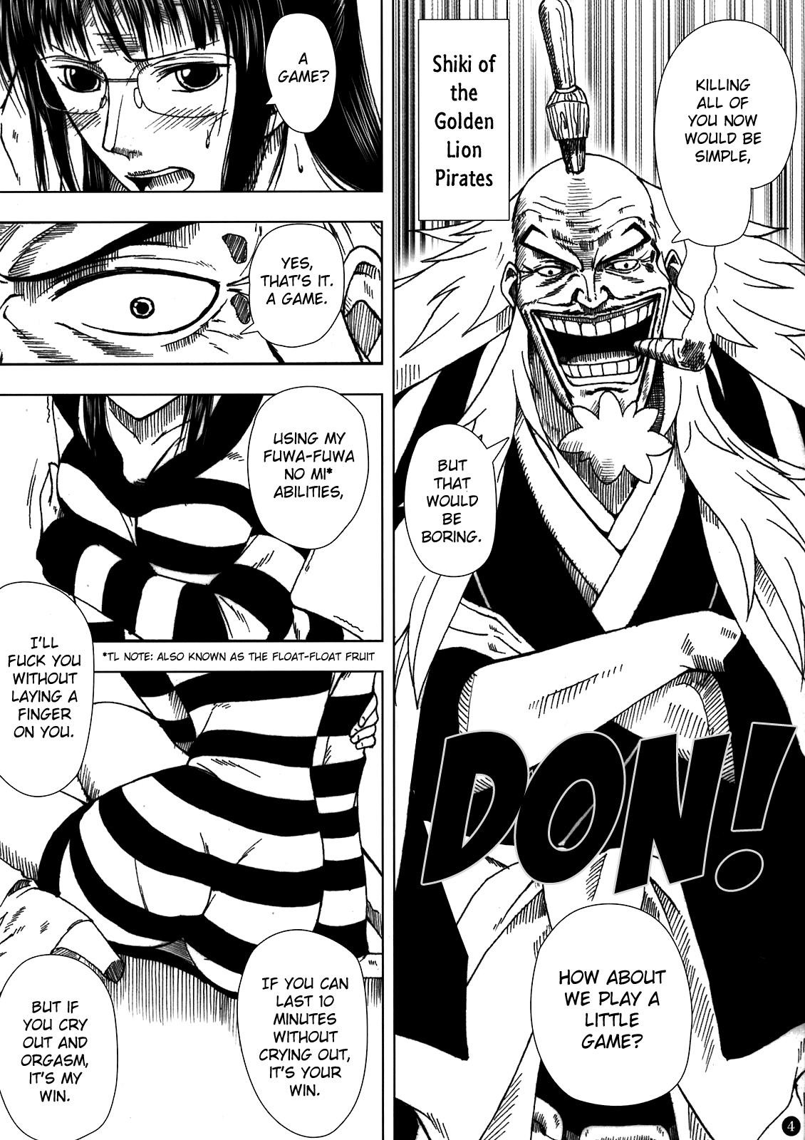 Akuma no Mi no Tsukaikata | The Use of Devil Fruits 4