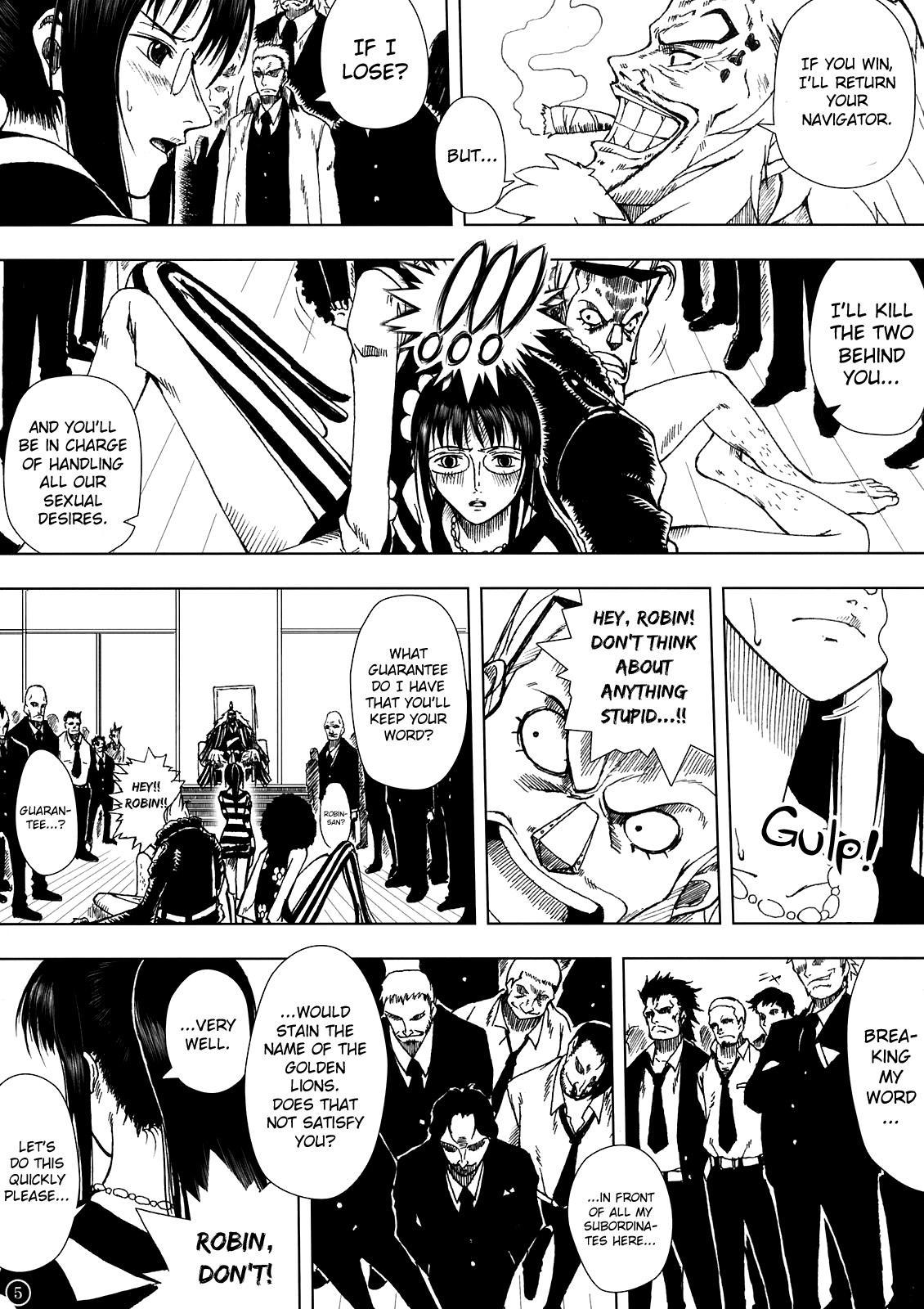Akuma no Mi no Tsukaikata | The Use of Devil Fruits 5