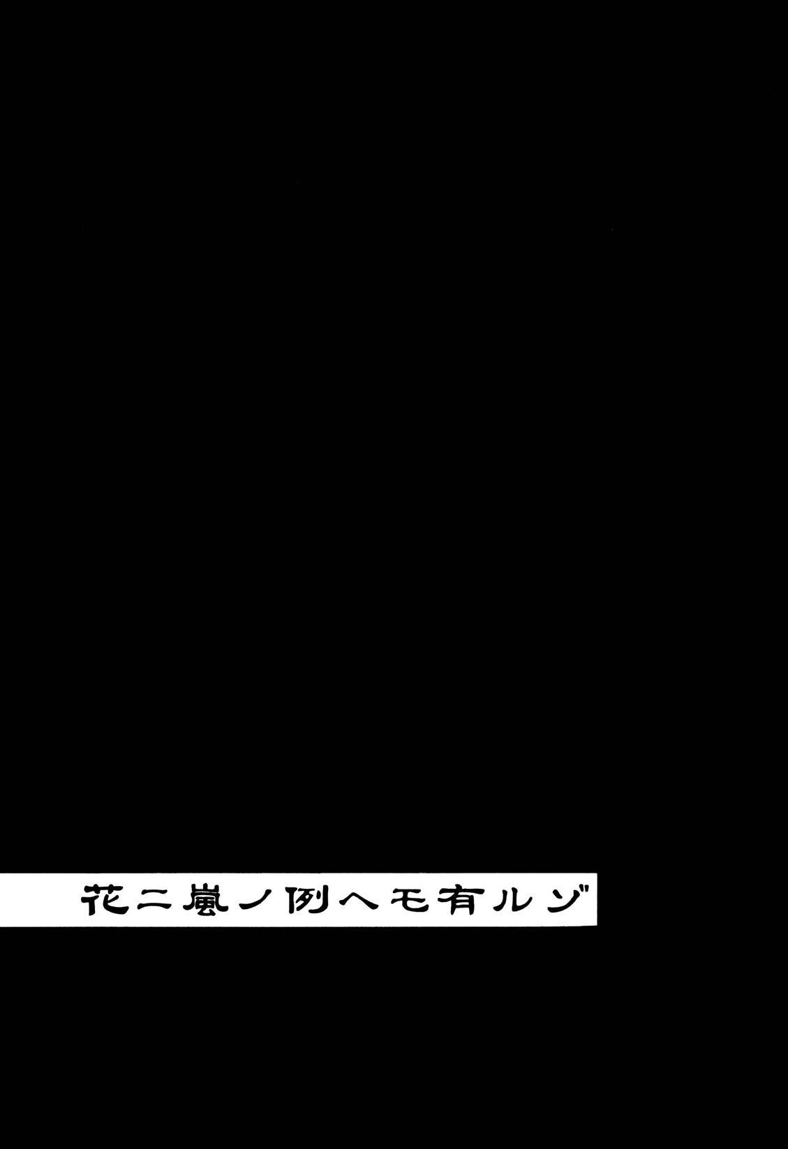 Hana ni Arashi no Rei hemo Aruzo 37