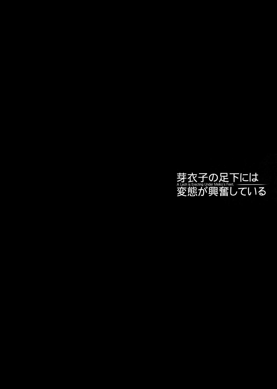 Meiko no Ashimoto ni wa Hentai ga Koufun shiteiru 2