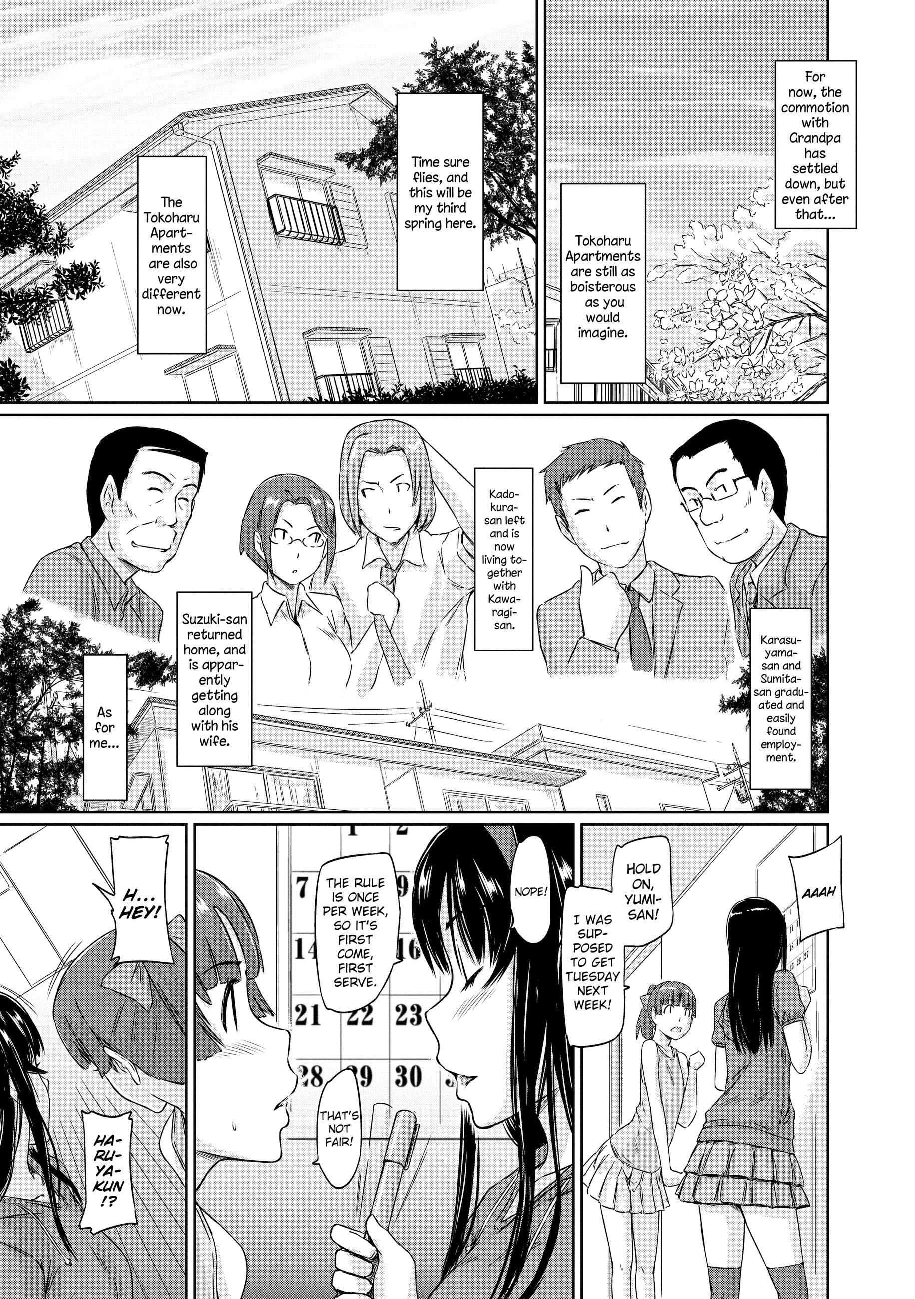 Welcome to Tokoharu Apartments 159