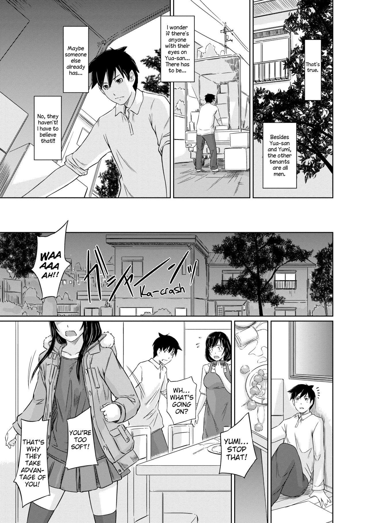 Welcome to Tokoharu Apartments 7