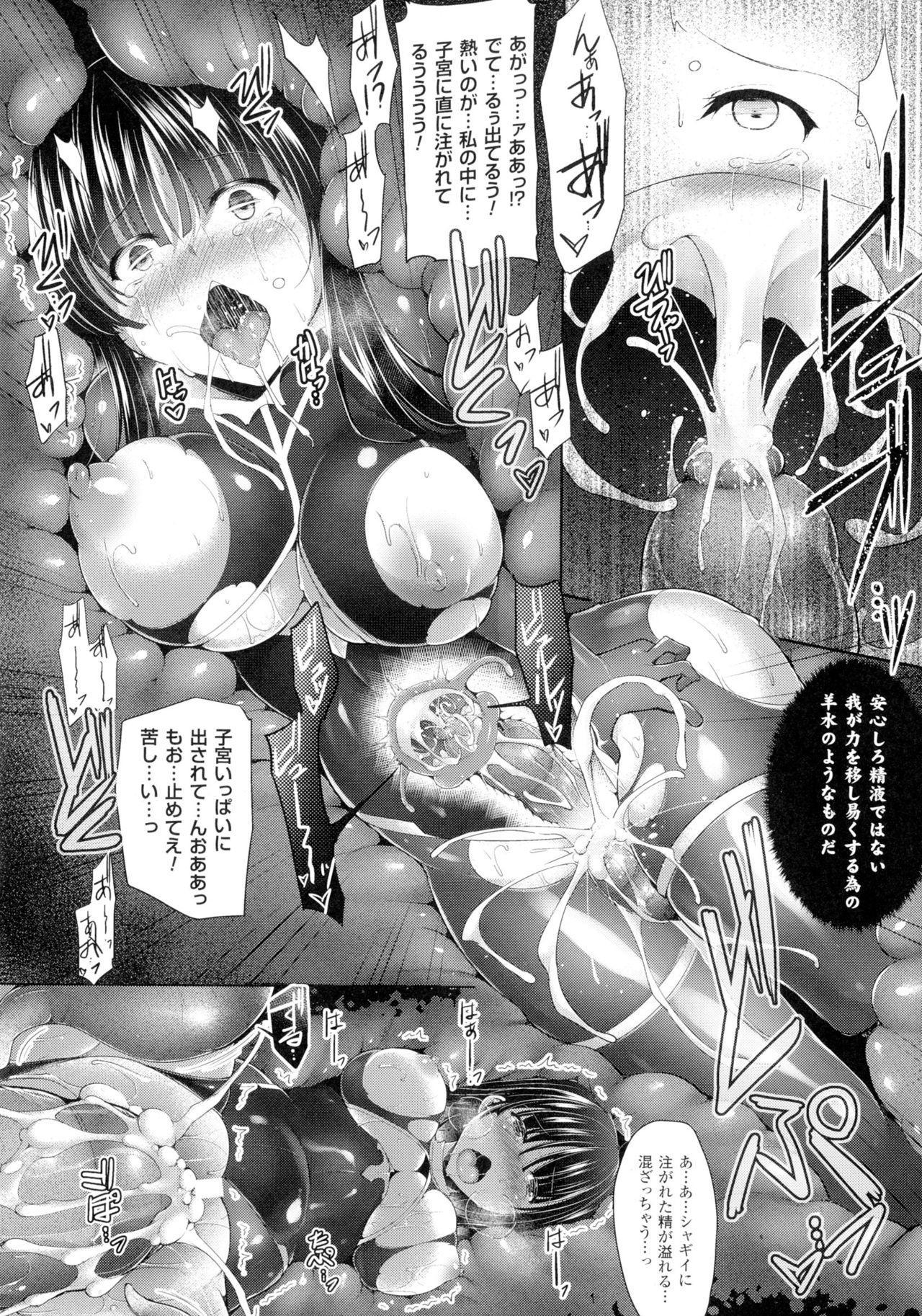 Seigi no Heroine Kangoku File DX Vol. 1 107