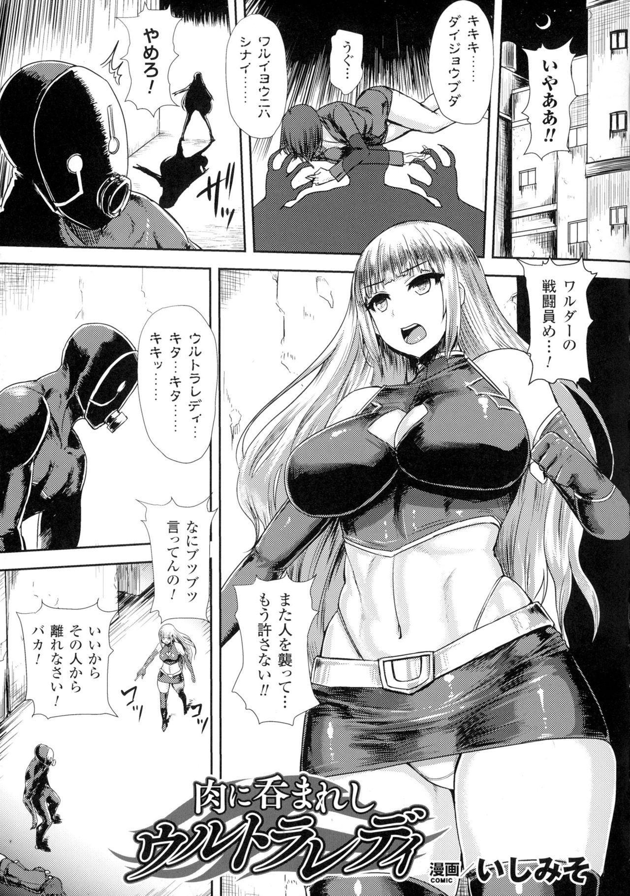 Seigi no Heroine Kangoku File DX Vol. 1 29