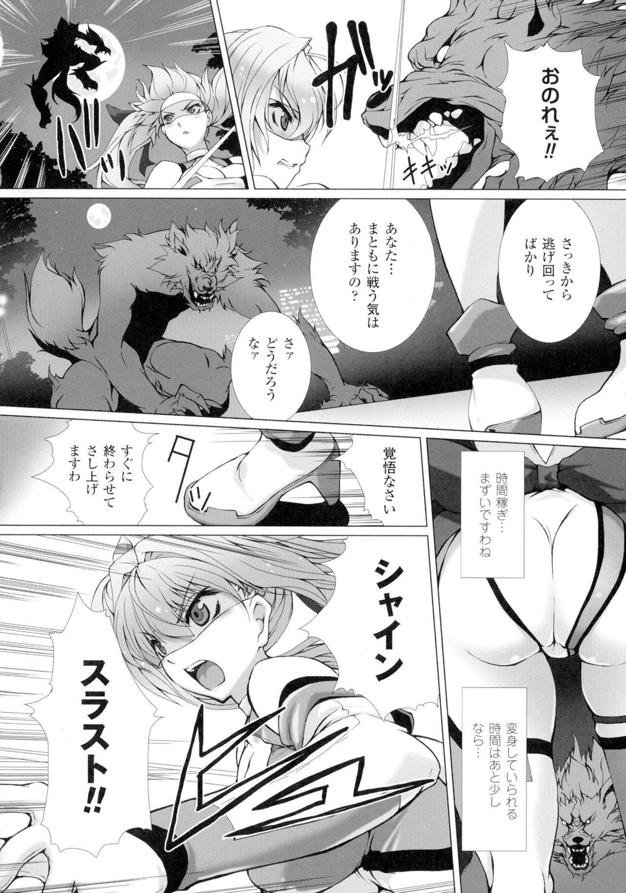 Seigi no Heroine Kangoku File DX Vol. 1 72