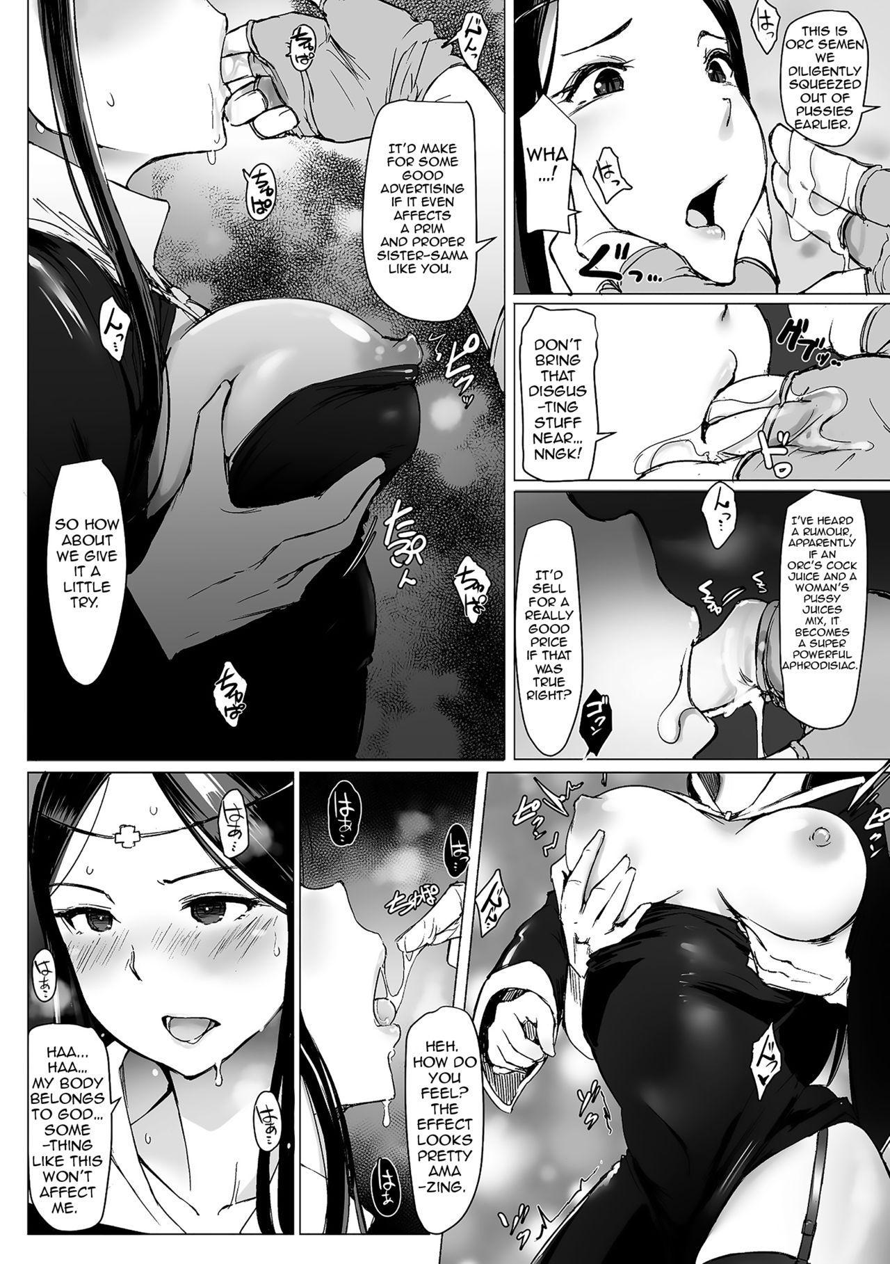 Yamaneko Kishidan Monogatari Onna Kishi Irina Dainiwa | The Tale of the Wildcat Chivalric Order's Knight Irina, Second Story 11