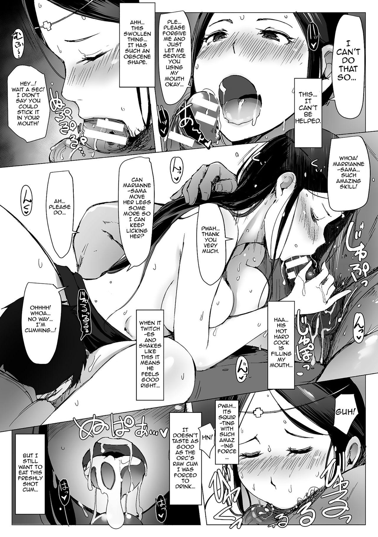 Yamaneko Kishidan Monogatari Onna Kishi Irina Dainiwa | The Tale of the Wildcat Chivalric Order's Knight Irina, Second Story 18