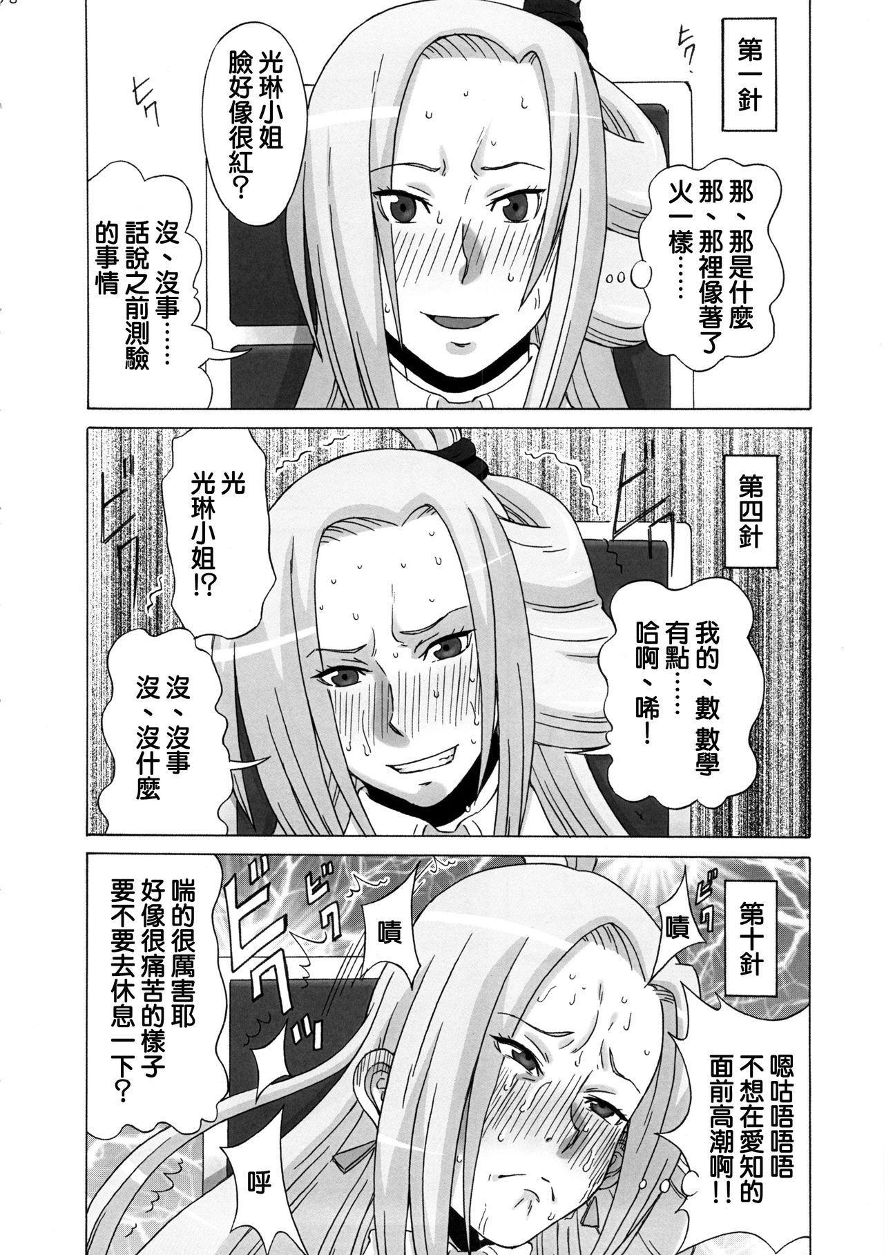 Tatsunagi Kourin ni Mechakucha Shitemita 8