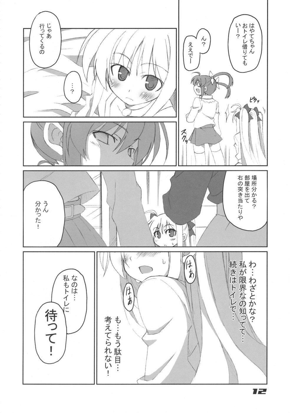 Fate-chan Igai to Moroi no A's 11