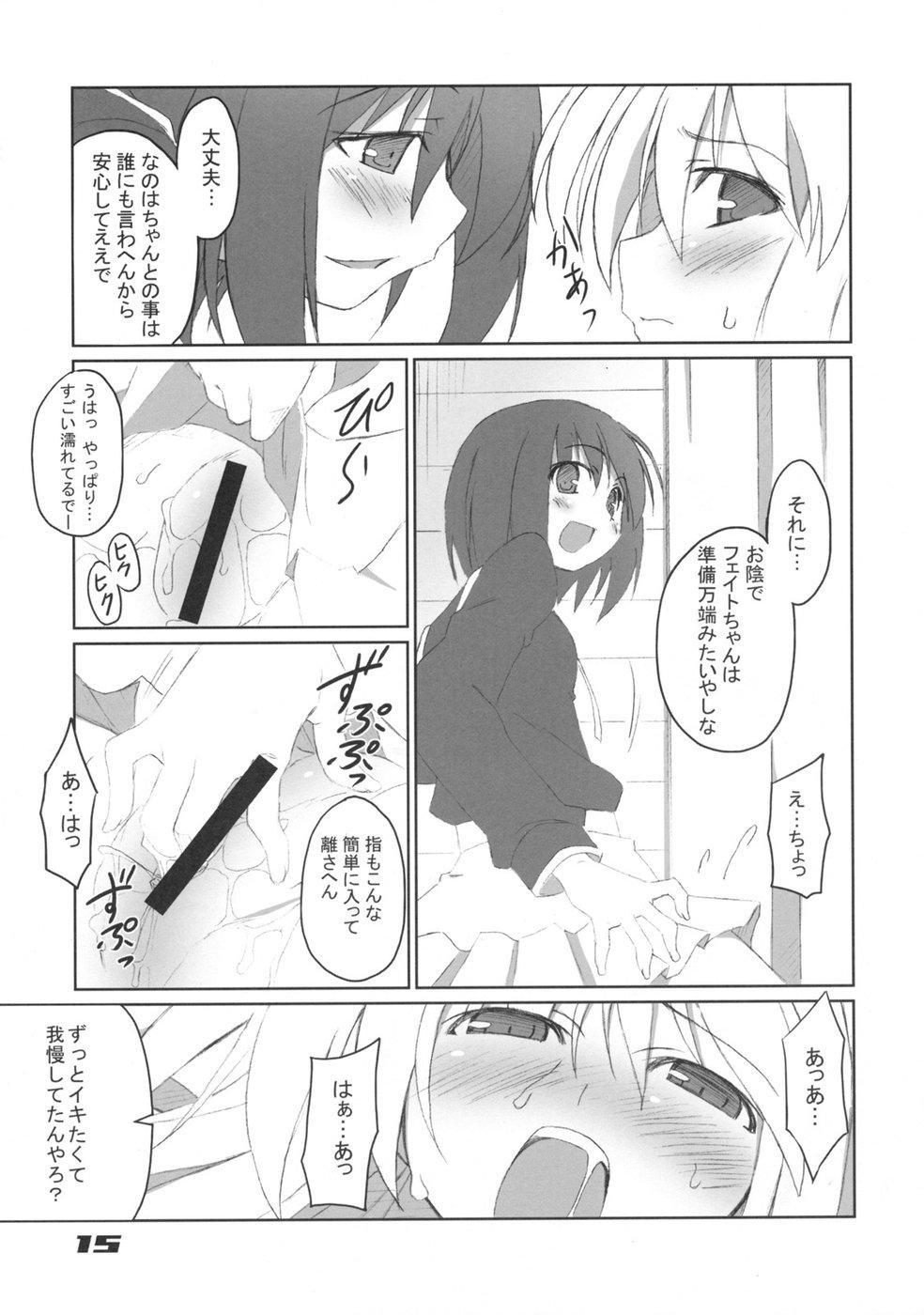 Fate-chan Igai to Moroi no A's 14