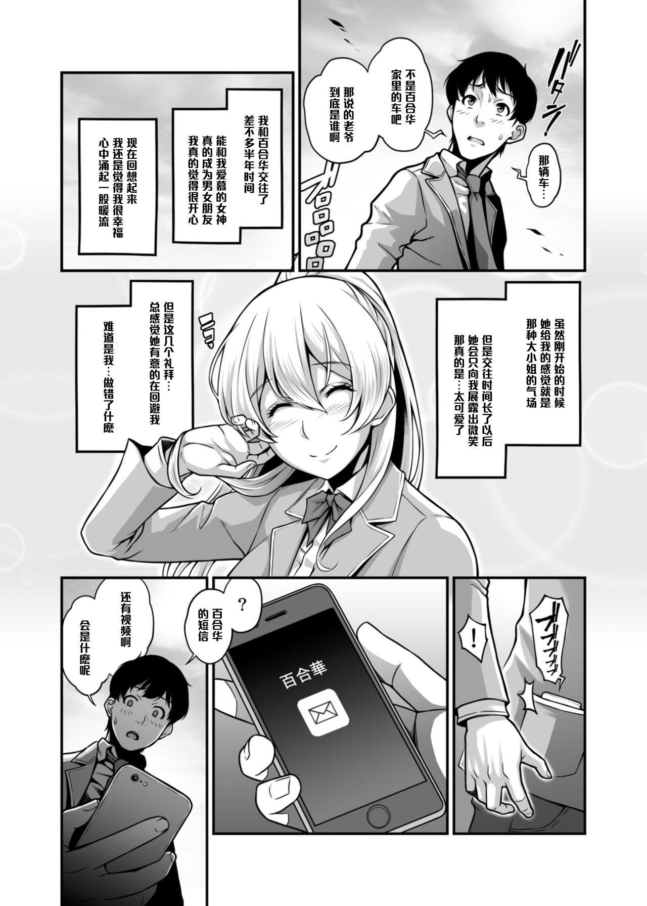 Daraku Reijou Hakoiri Ojou-sama Netorare Choukyou Kiroku 3