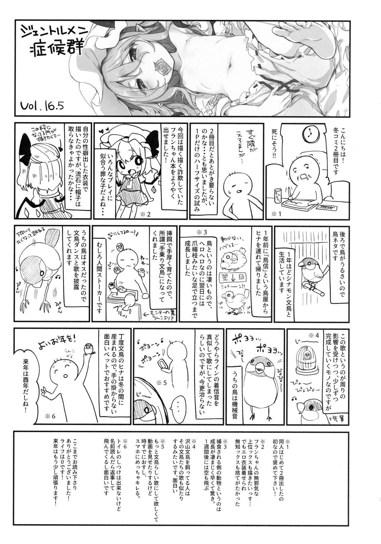 Flan-chan ni Oshiete Ageru 17