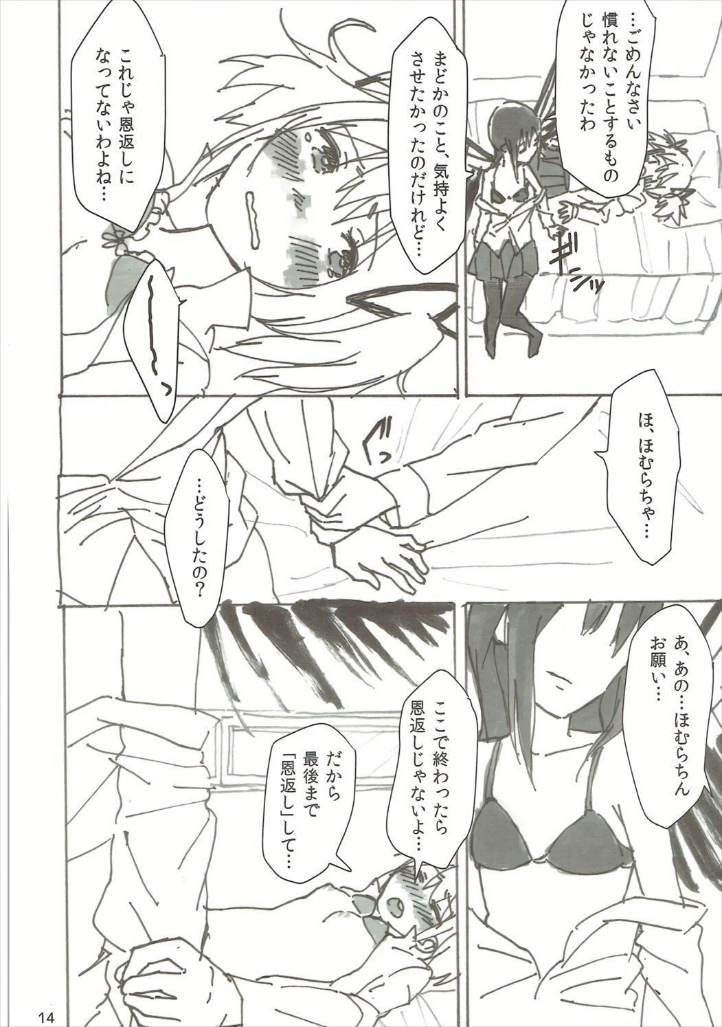 Homu no Ongaeshi 14