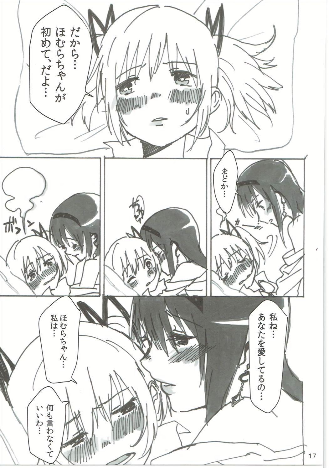 Homu no Ongaeshi 17