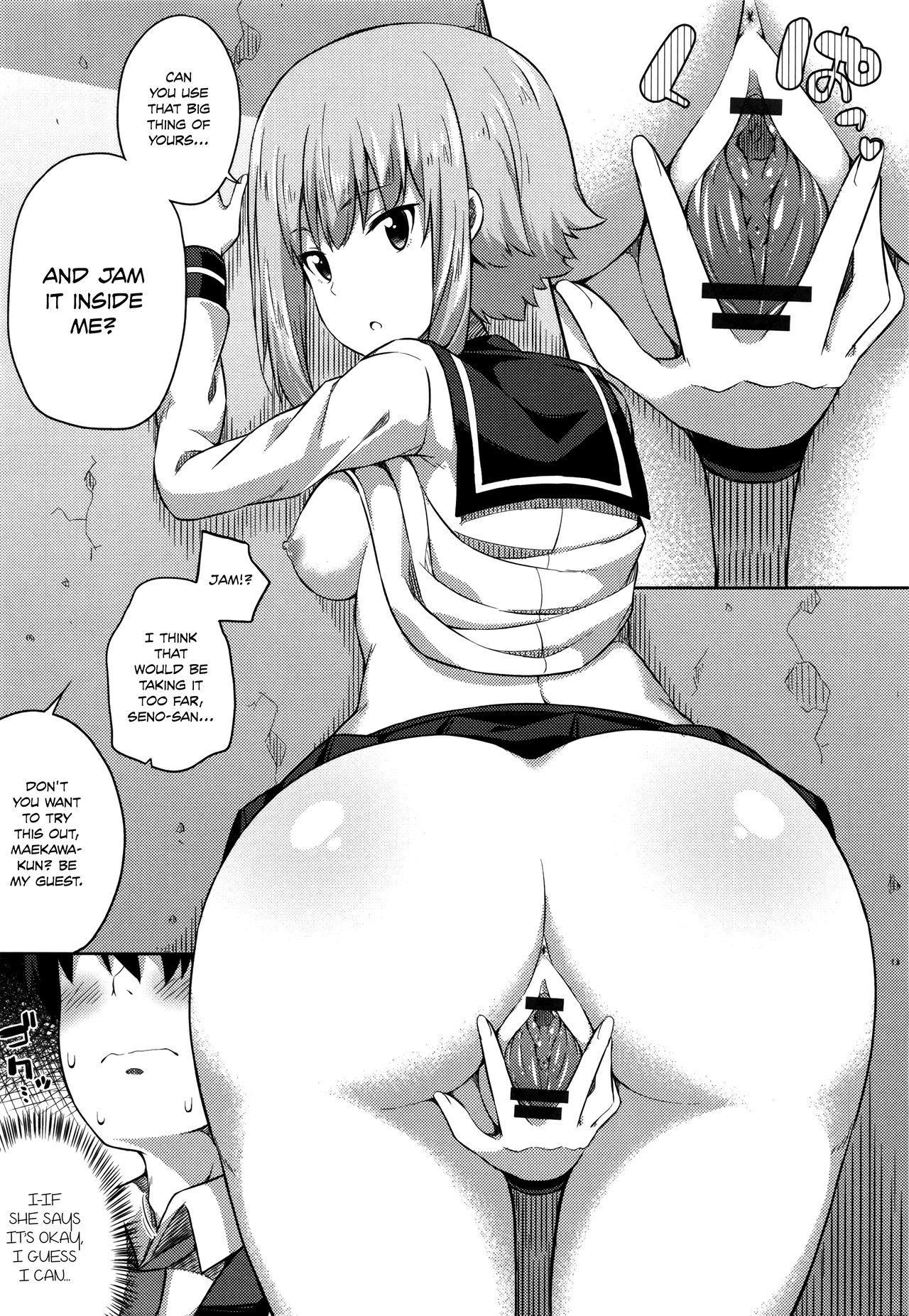 Kimi ga Haramu made Nando mo Aishiteru | I'll love you many times until you get pregnant 101