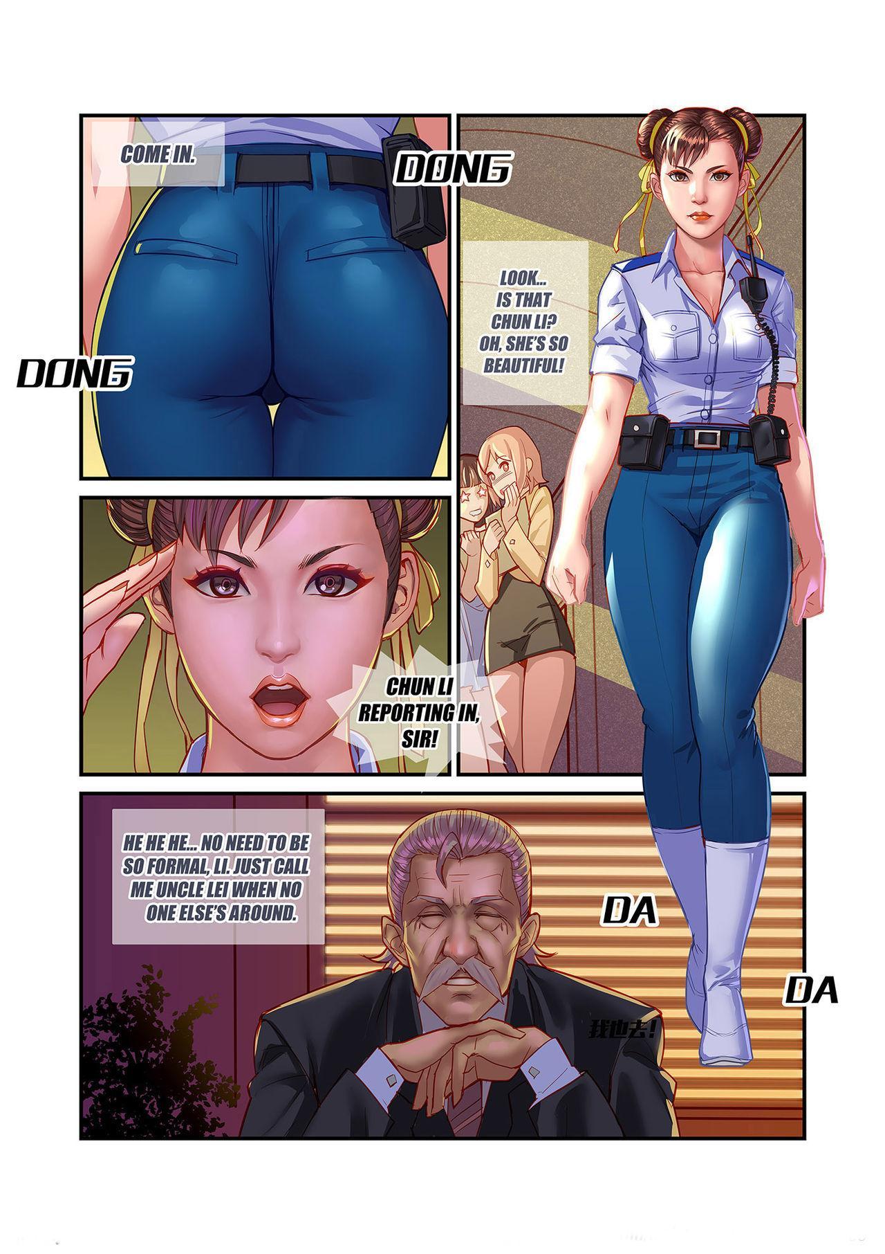 The Legend of Chun-Li Vol.1 6
