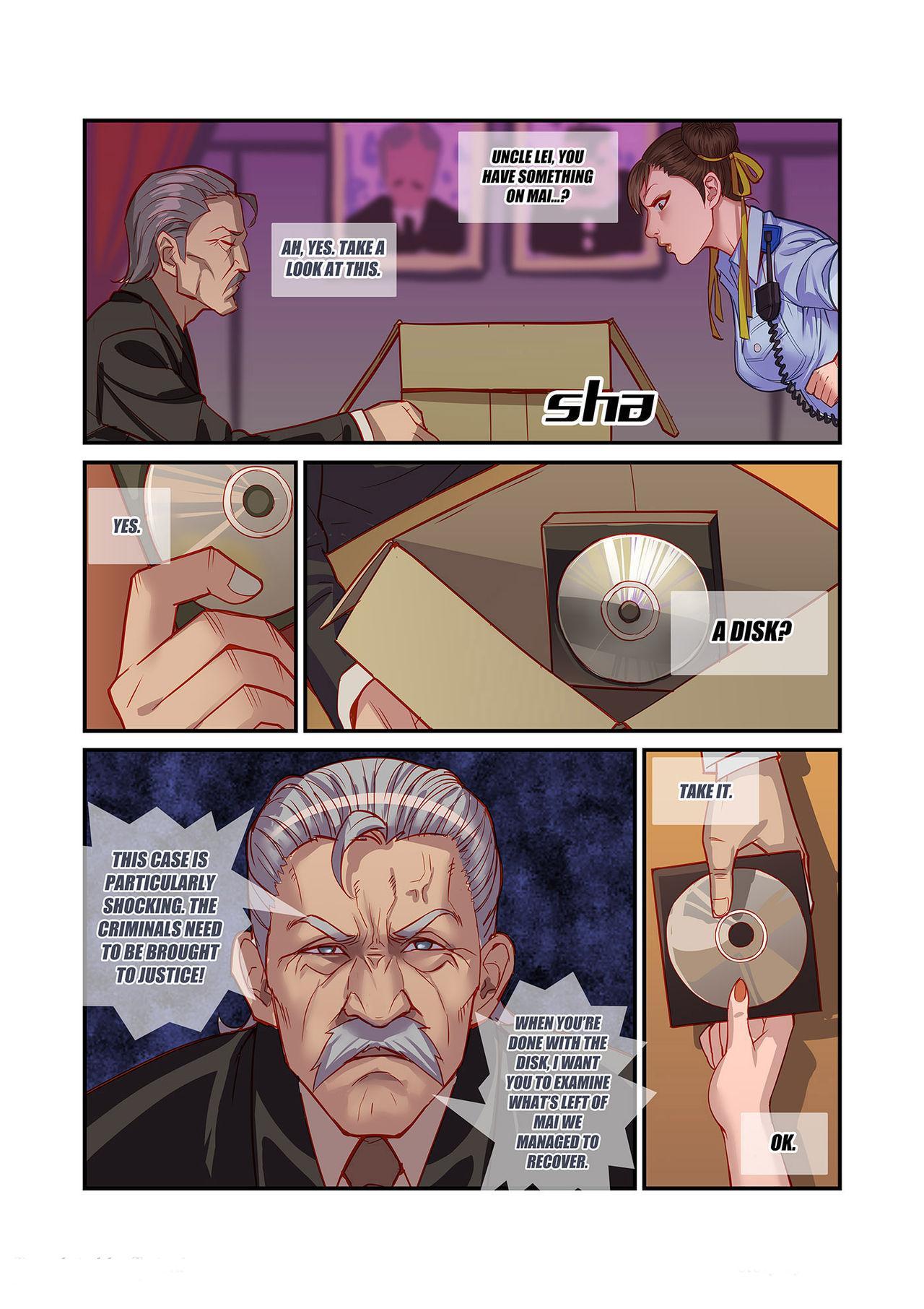 The Legend of Chun-Li Vol.1 7