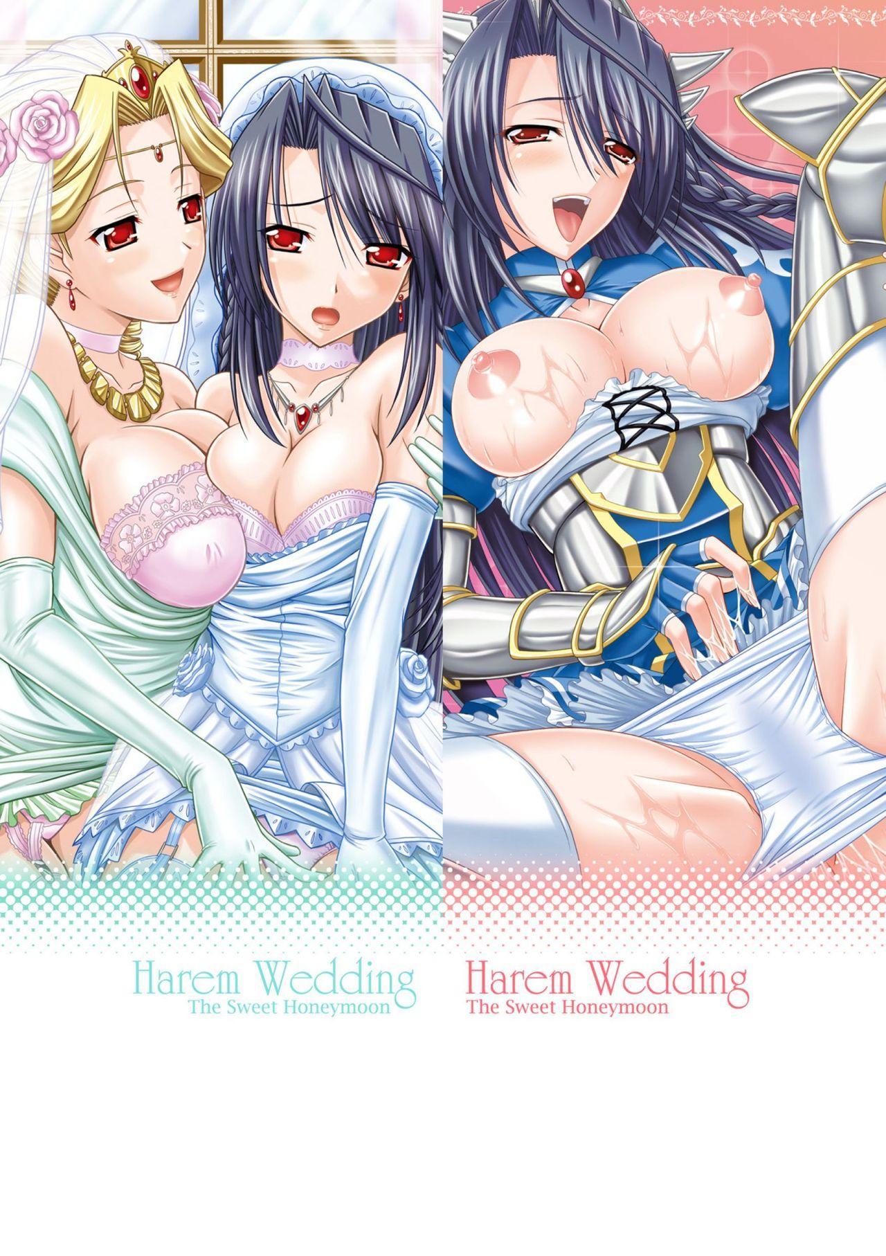 Harem Wedding The Sweet Honeymoon 200