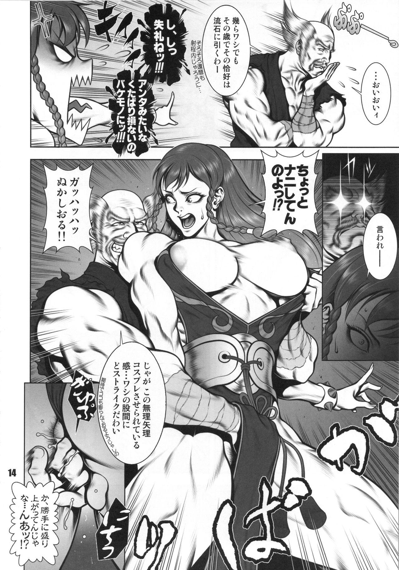 Fighters Megamix MUSCULAR 12