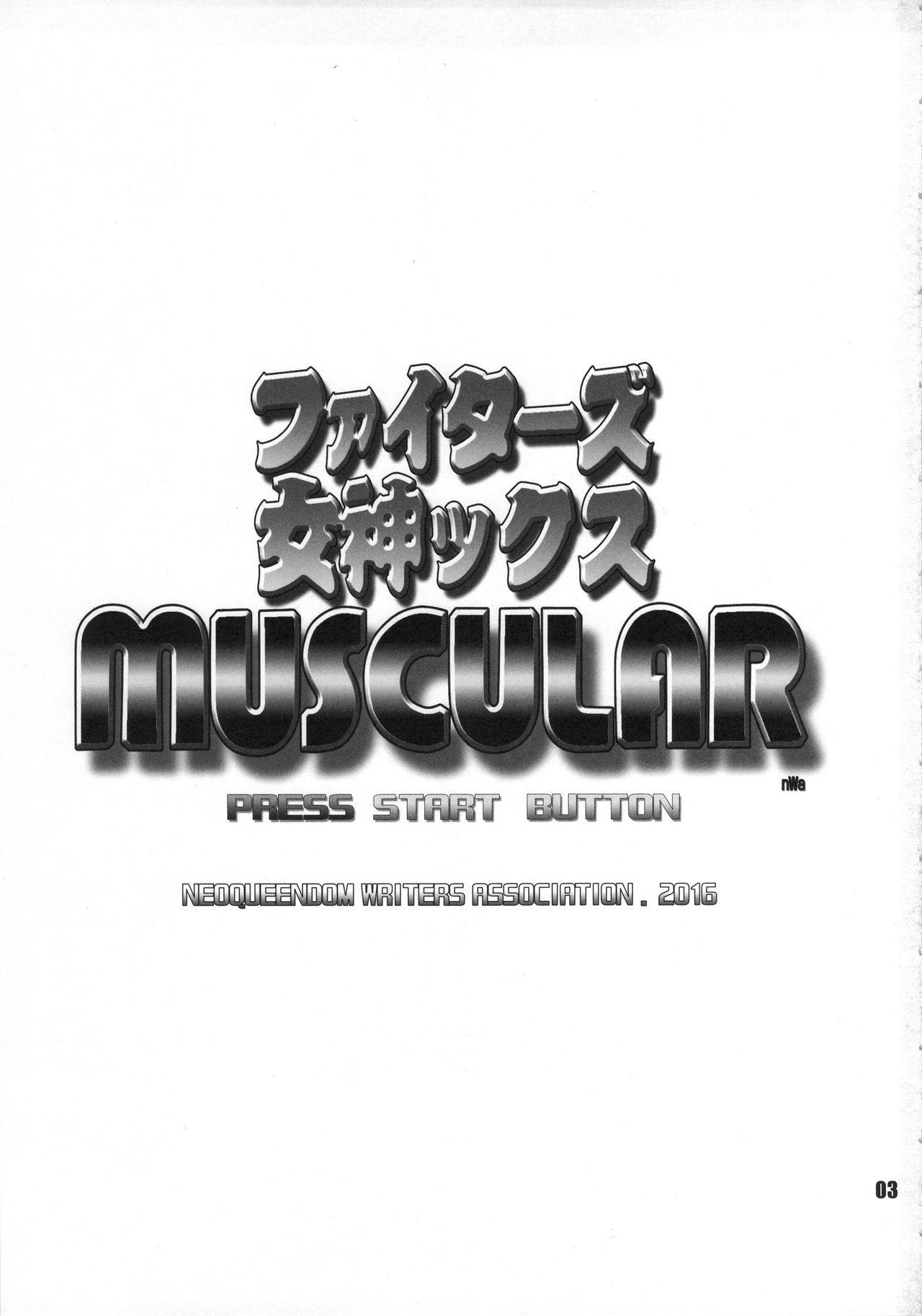 Fighters Megamix MUSCULAR 1