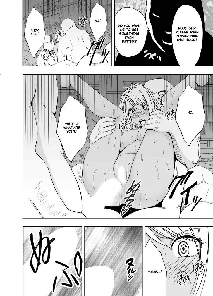 [Crimson Comics (Crimson)] Imouto no Kareshi ni Okasareta Watashi ~Onsen Ryokan Hen~   Raped By My Little Sister's Boyfriend ~Hot Springs Inn Sequel~ [English] [TripleSevenScans] 30