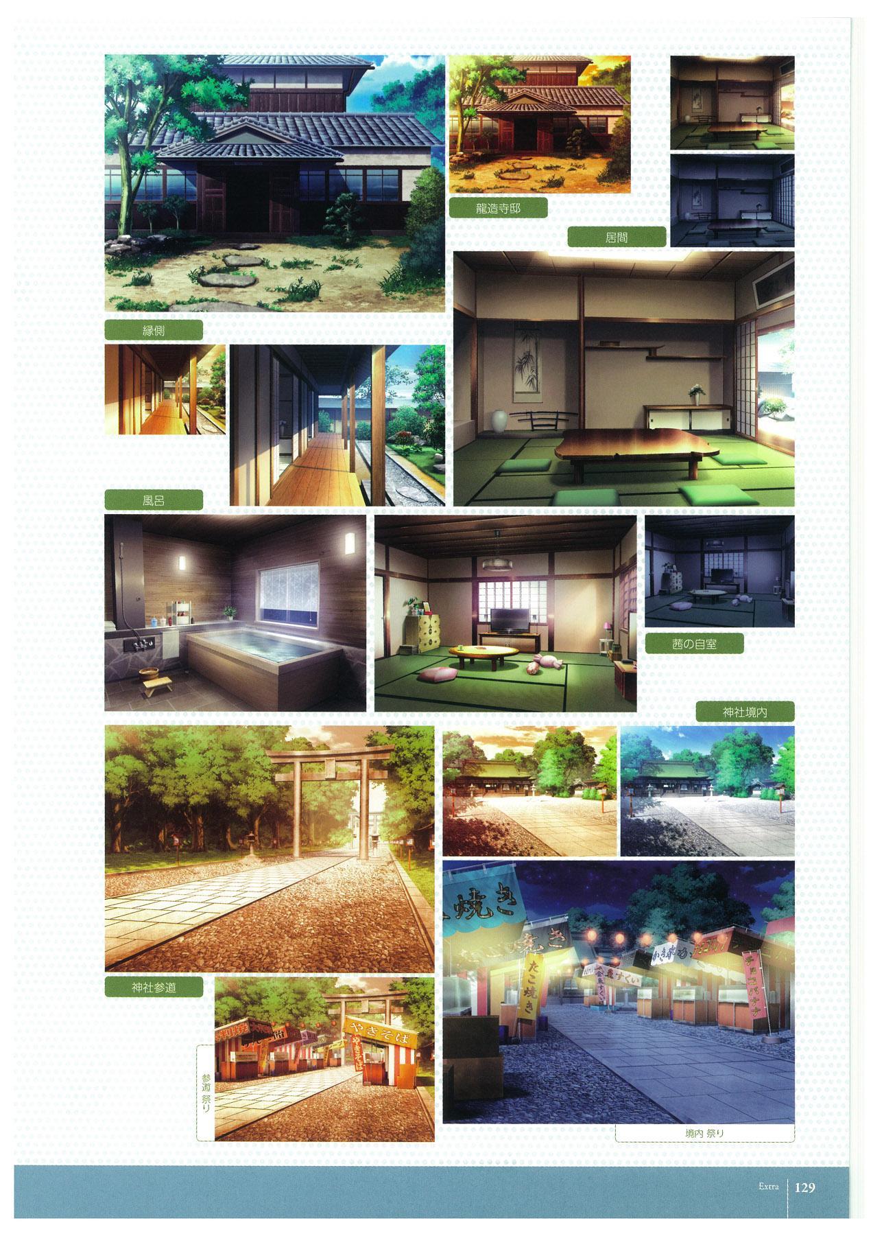 Walkure Romanze More & More Visual Fan Book 130