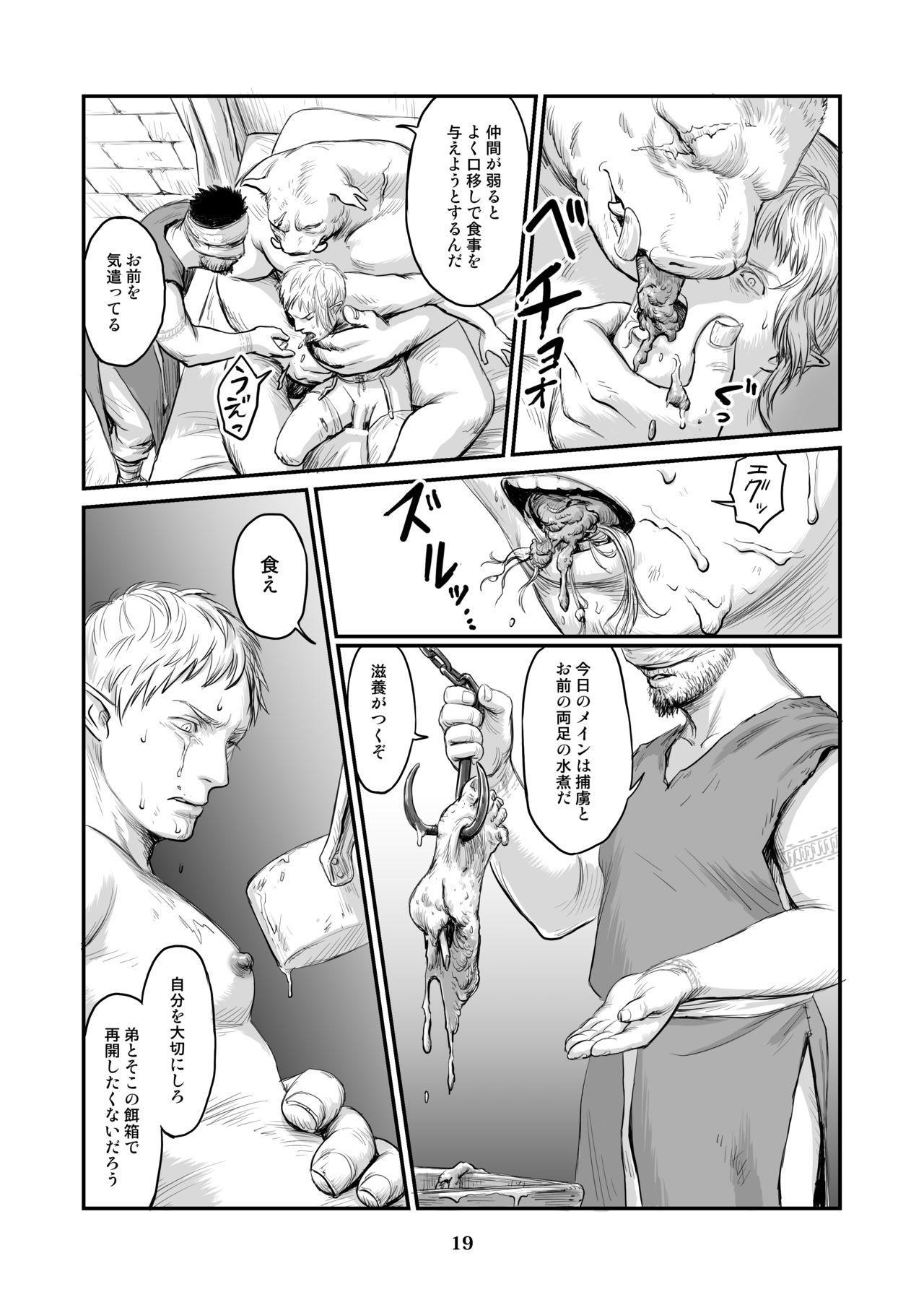 Chikuhyou no Hanayome 17