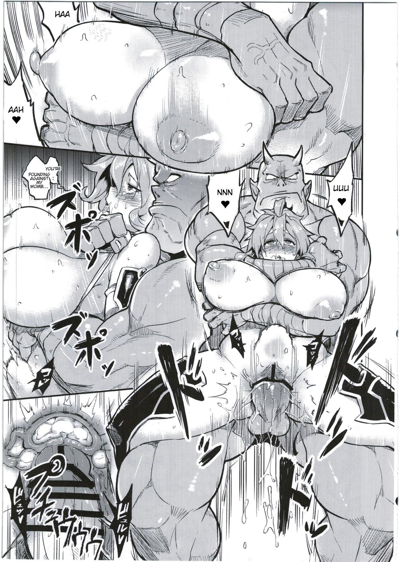 Megami Kinko | Goddess Confinement 10