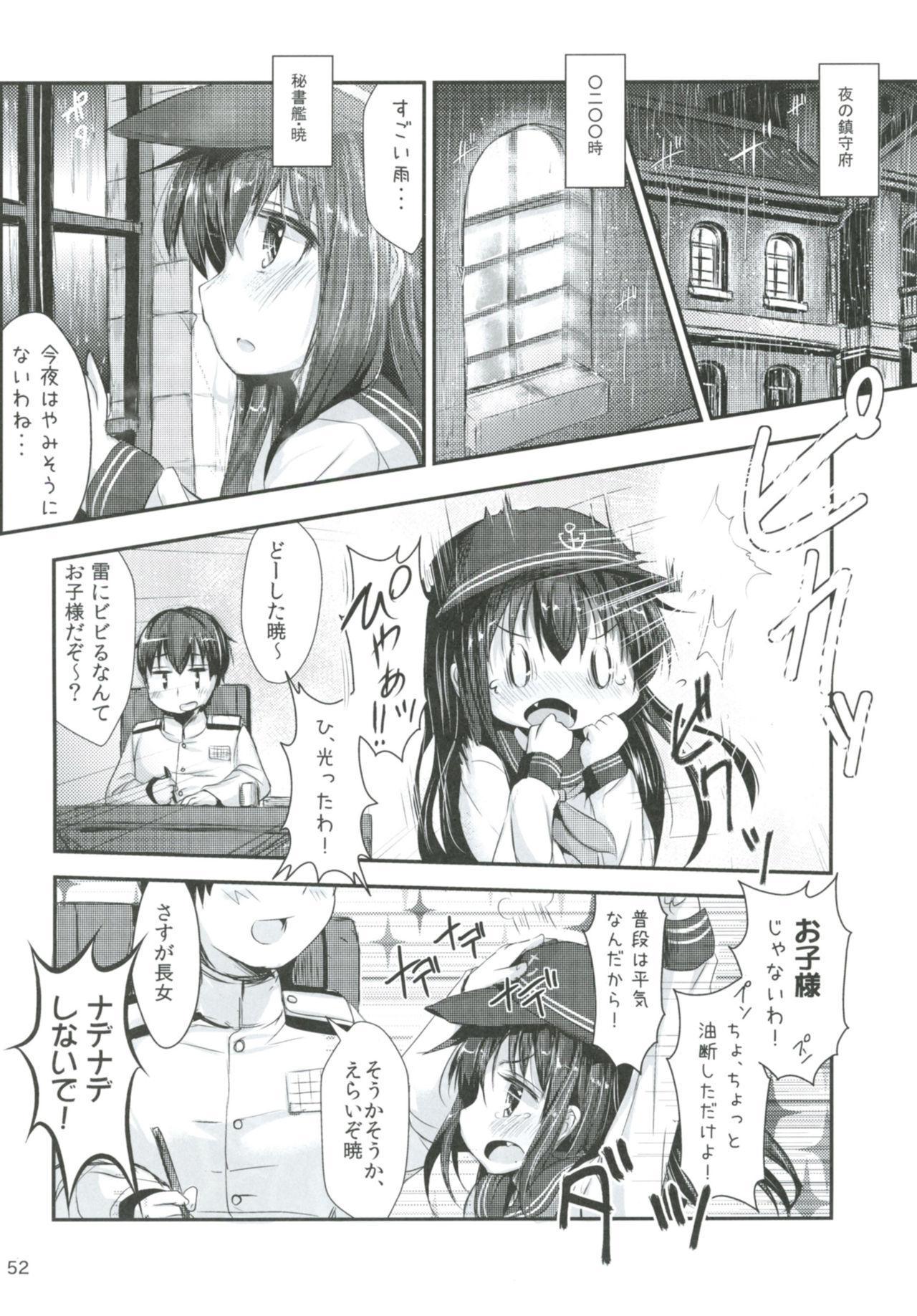 [Inyu-goya (Inyucchi)] Shireikan-san wa SexHara-san nano desu Matome (Kantai Collection -KanColle-) [Digital] 50