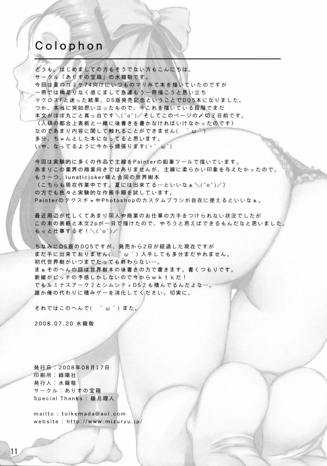 Tenkuu no Hanayome 10