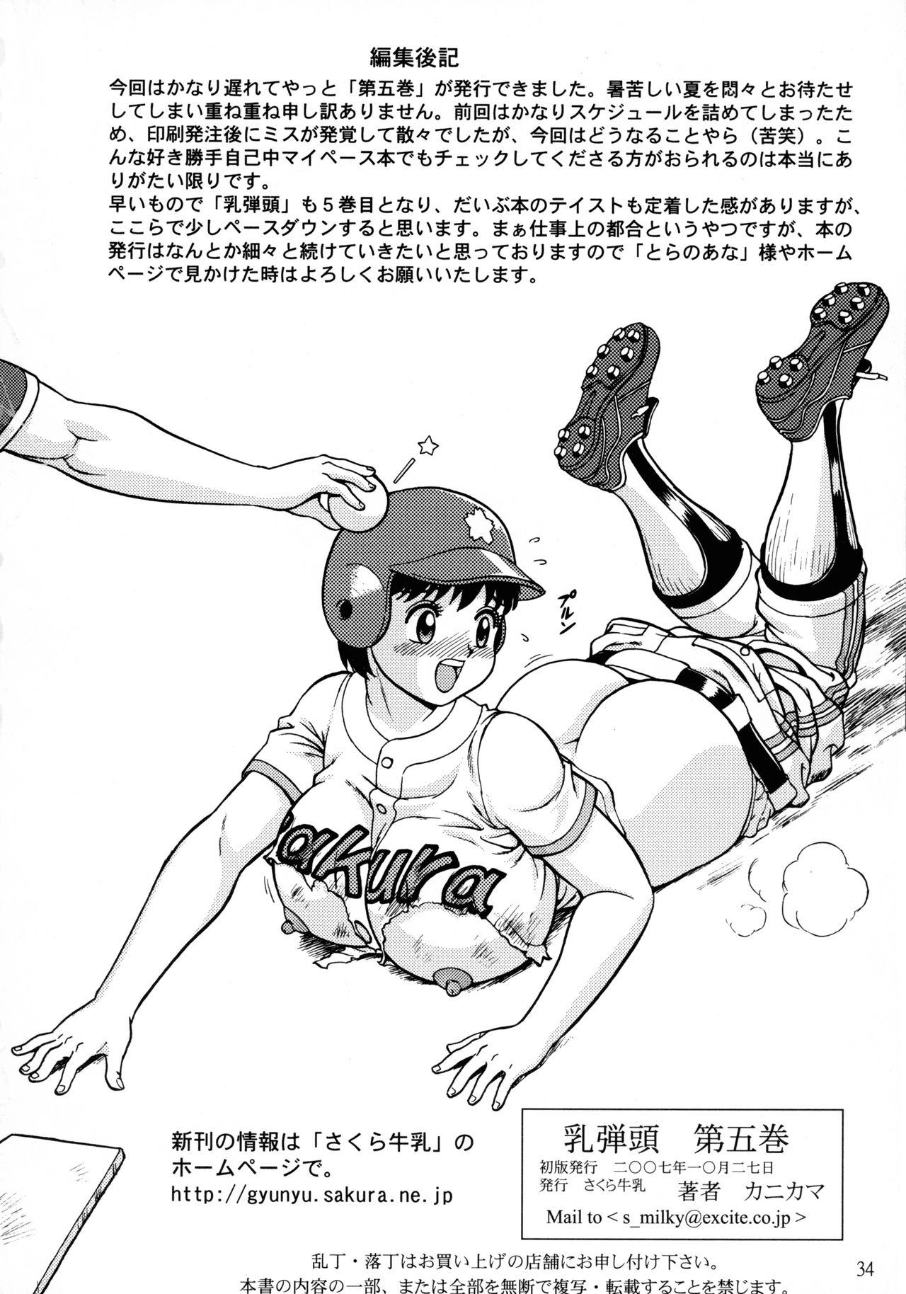 Chichi Dantou Daigokan 35