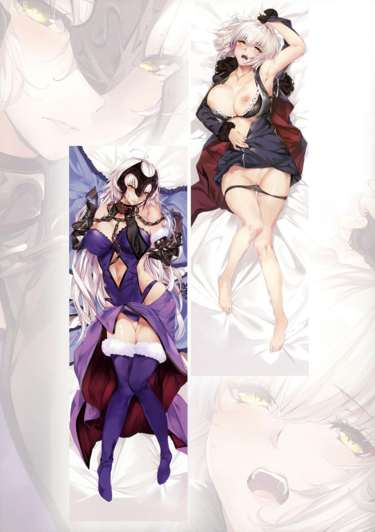 Jeanne Alter ni Onegai Shitai? + Omake Shikishi | Did you ask Jeanne alter? + Bonus Color Page 16