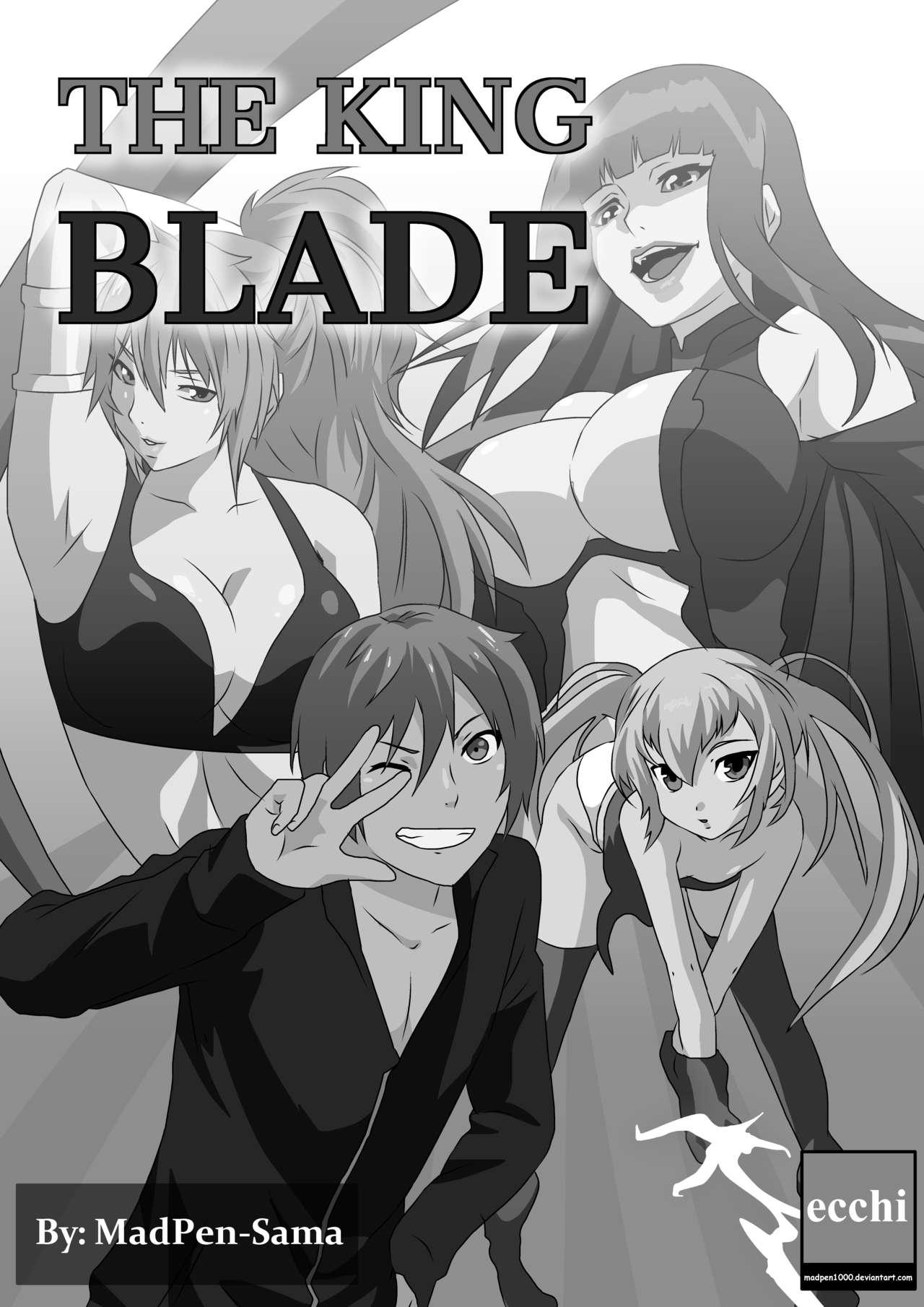 The King Blade 1