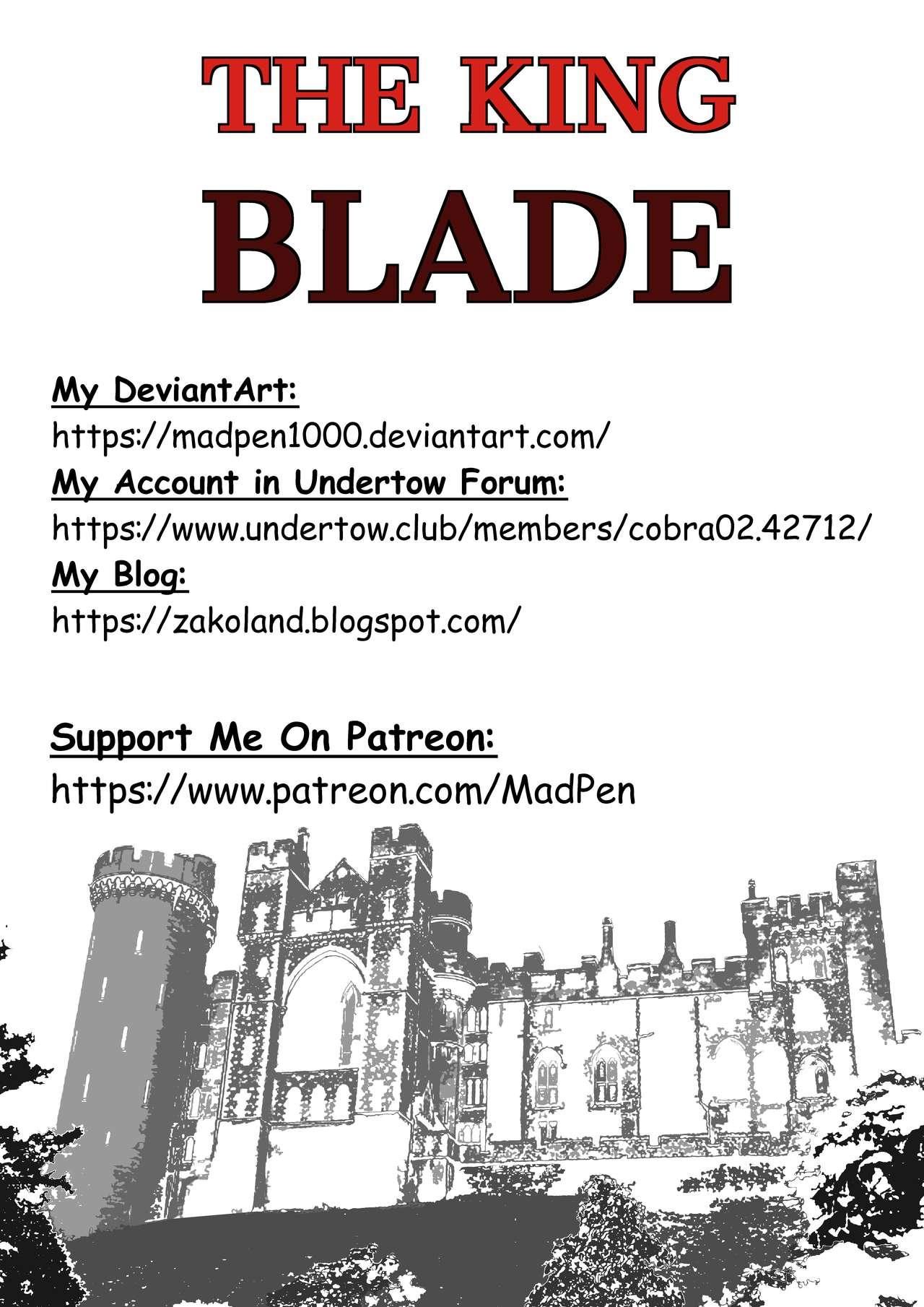 The King Blade 2