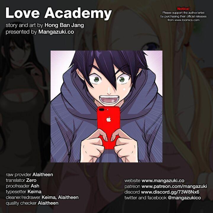 Love Academy 1-2 0