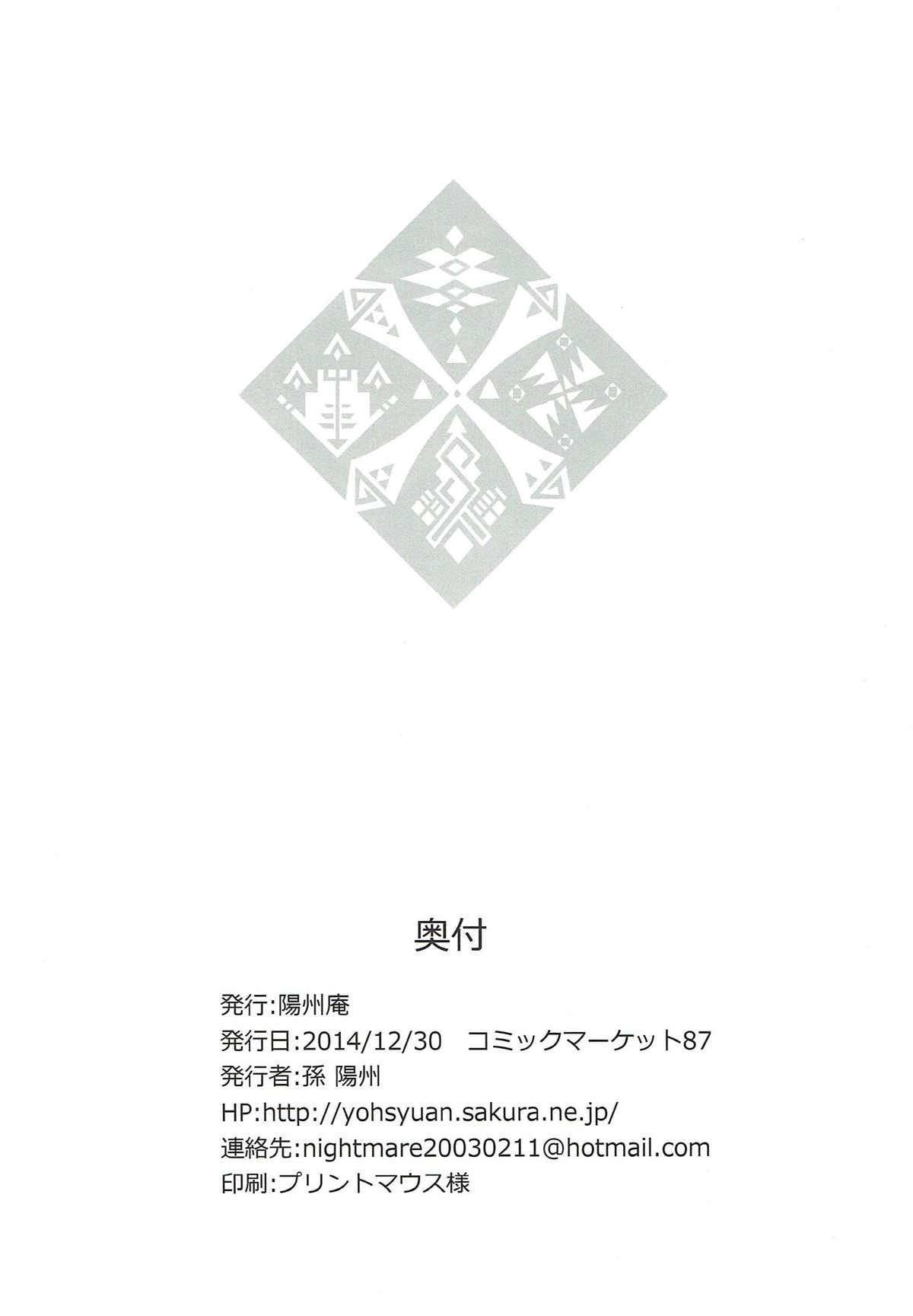 Kanban Musume Maningenka Quest 27