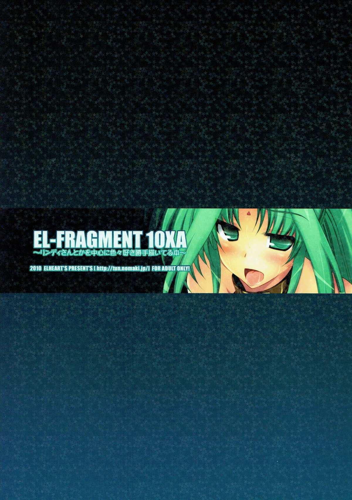 EL FRAGMENT 10XA 17