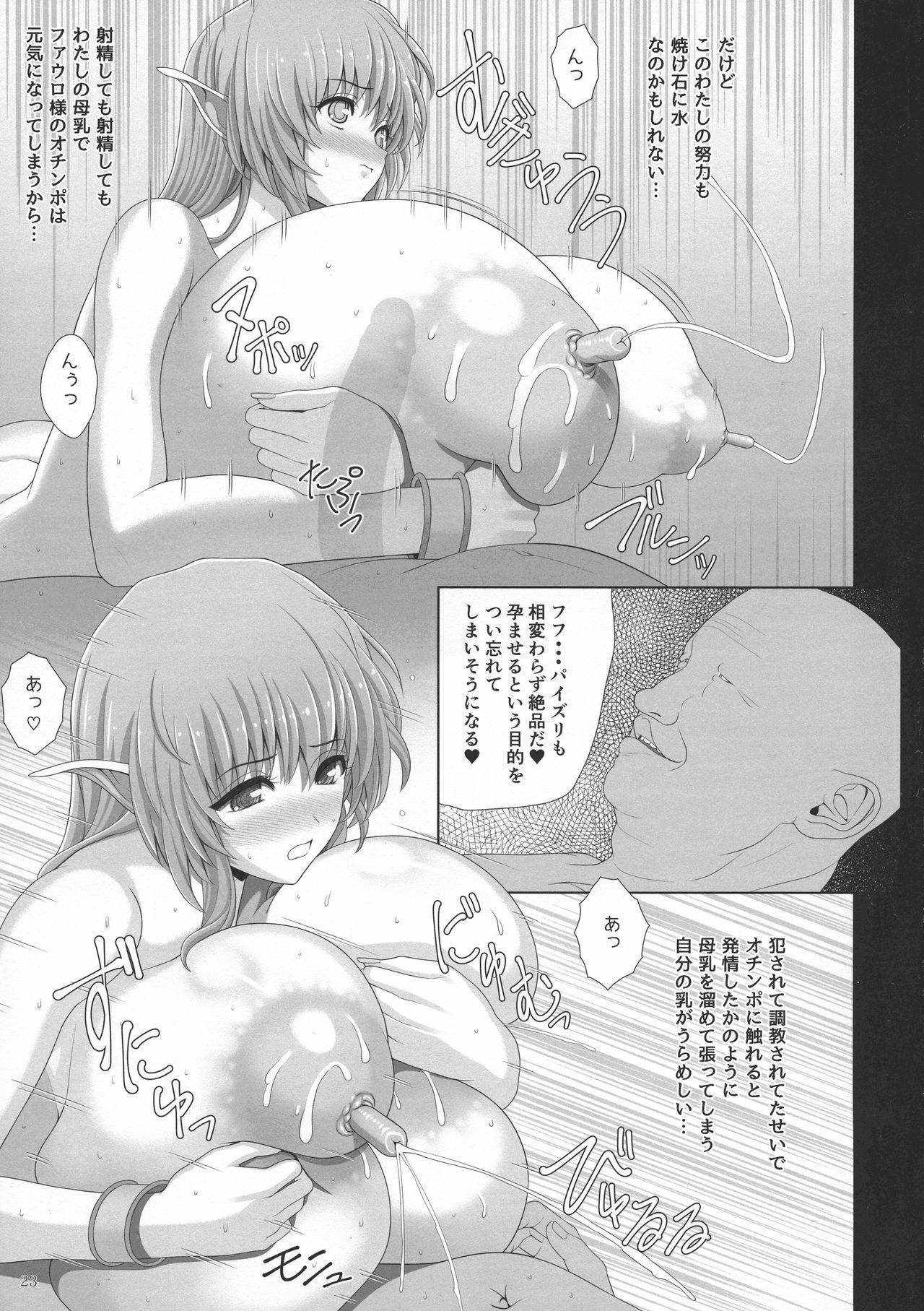 El toiu Shoujo no Monogatari X8 21