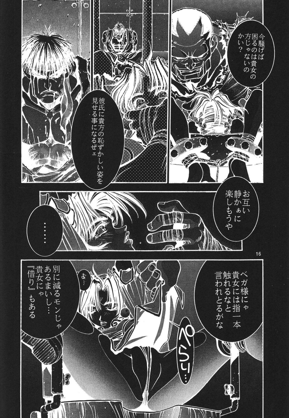 Kakutou Complete Gekan 16