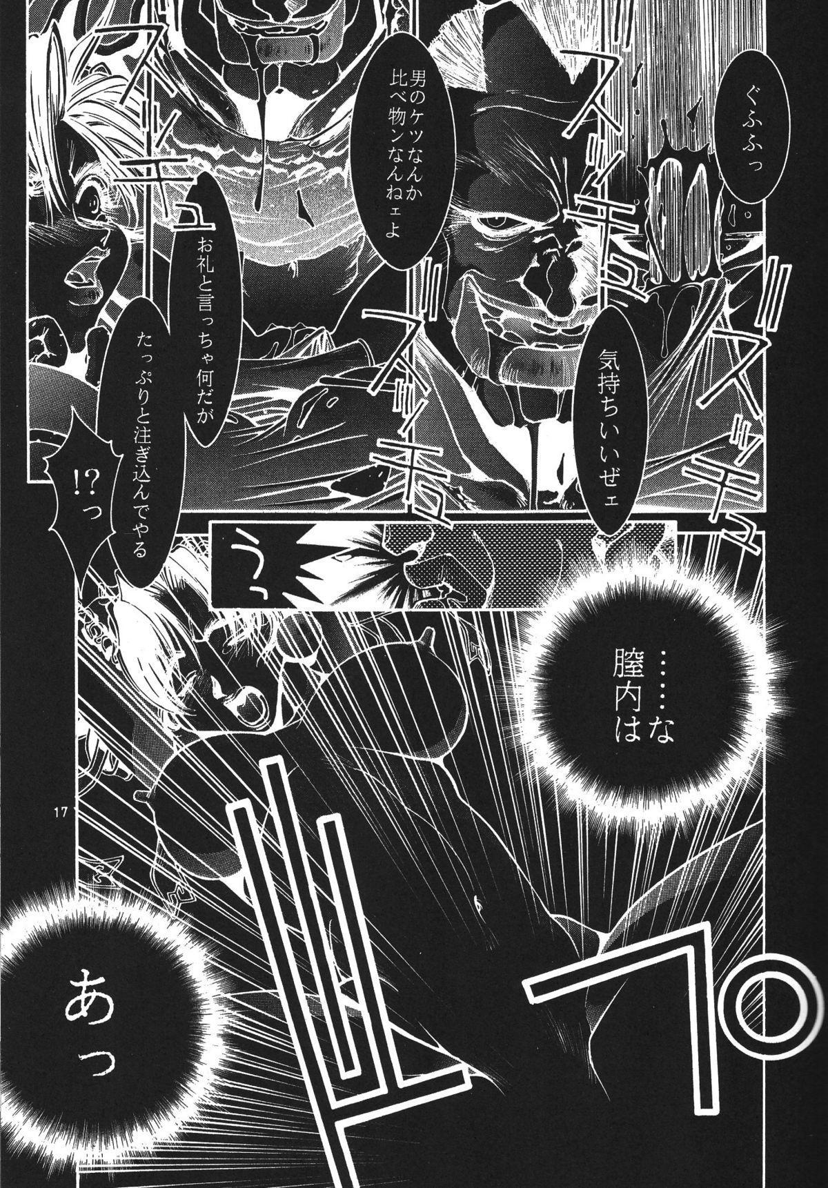 Kakutou Complete Gekan 17