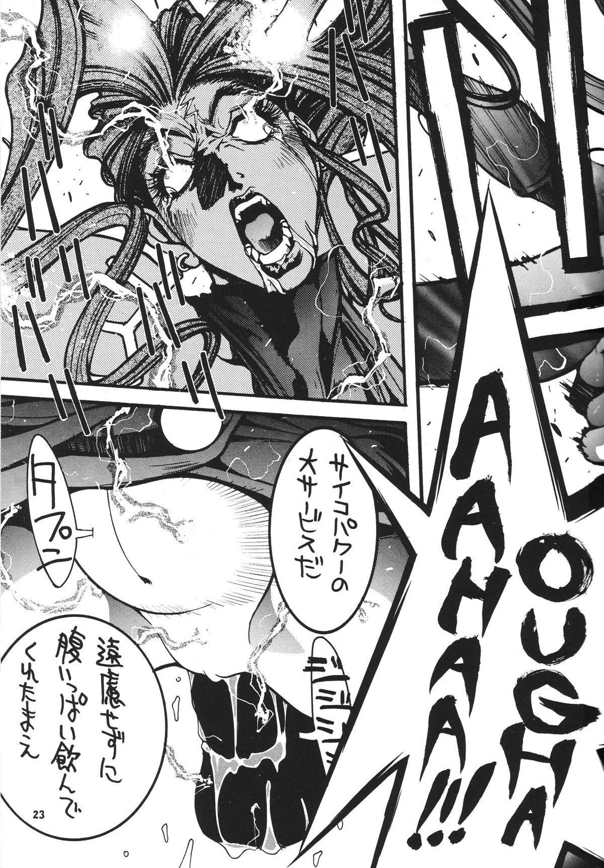 Kakutou Complete Gekan 23