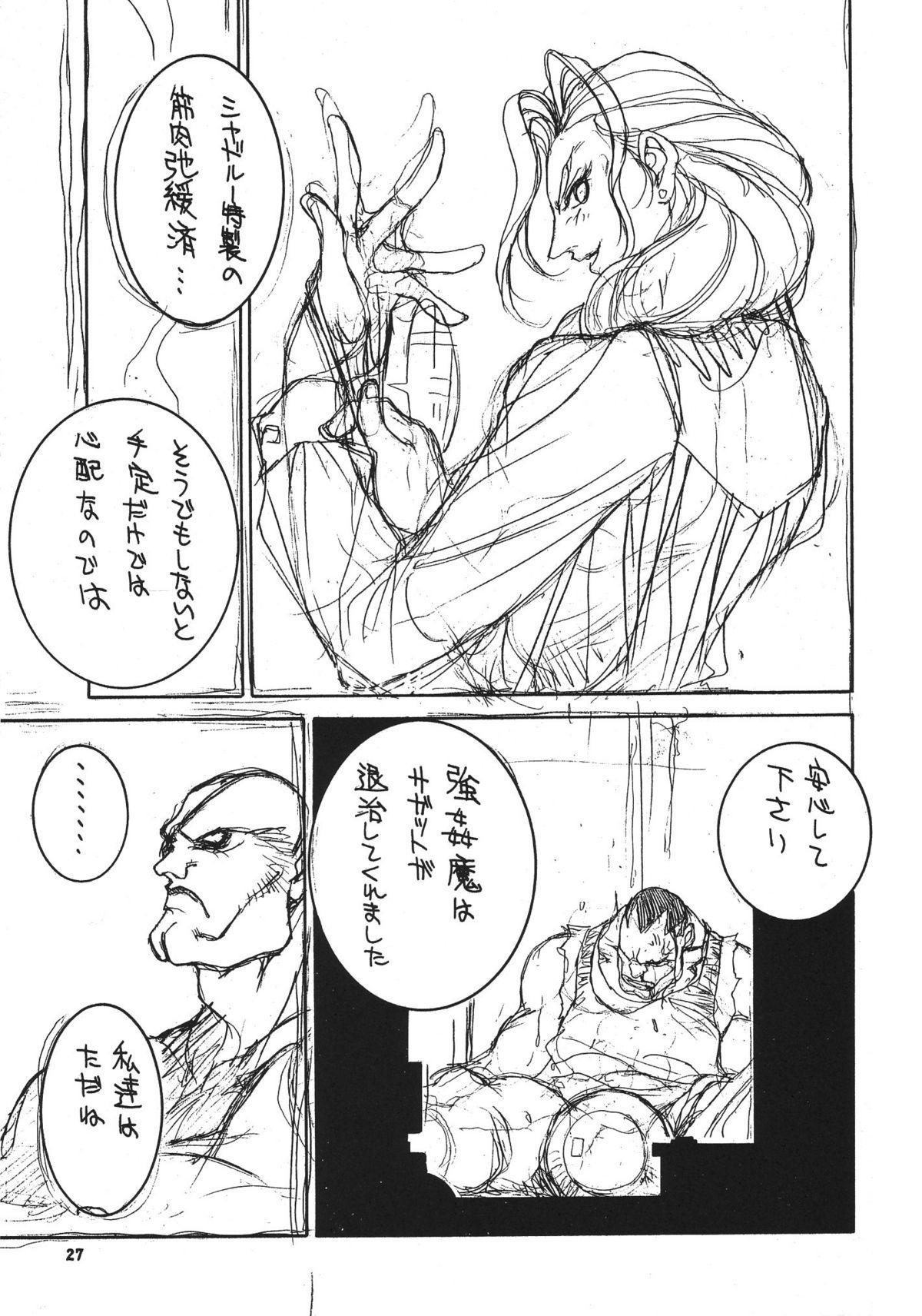 Kakutou Complete Gekan 27