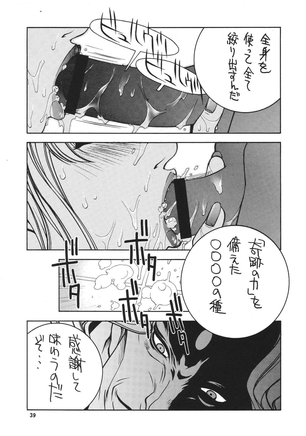 Kakutou Complete Gekan 39