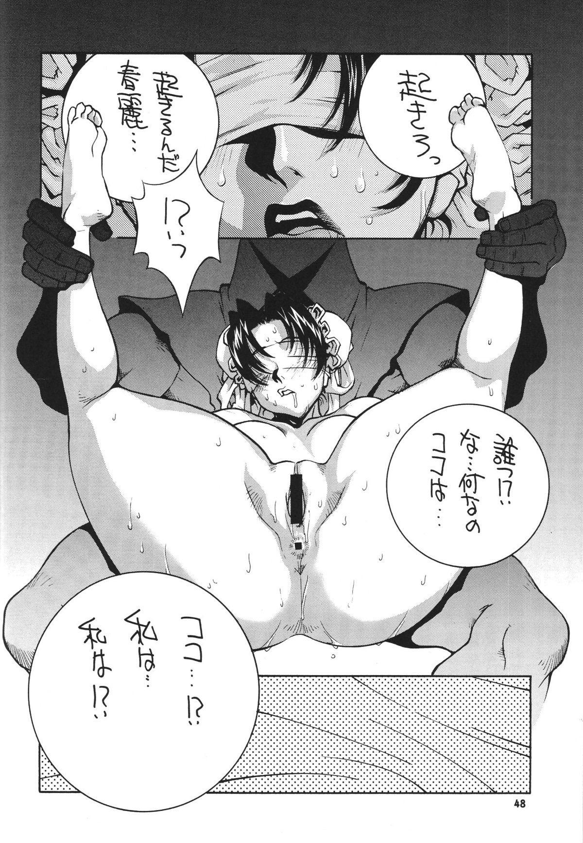 Kakutou Complete Gekan 48