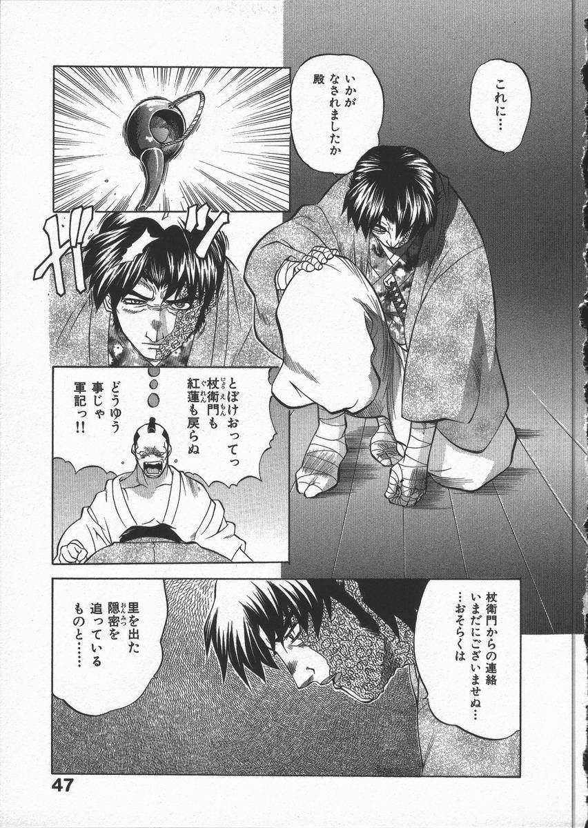 Kunoichi Ranfucho Shita 50