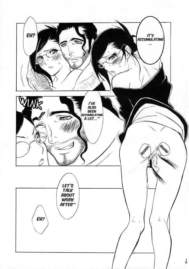 OL Shinkaron / Office Love Evolution 12